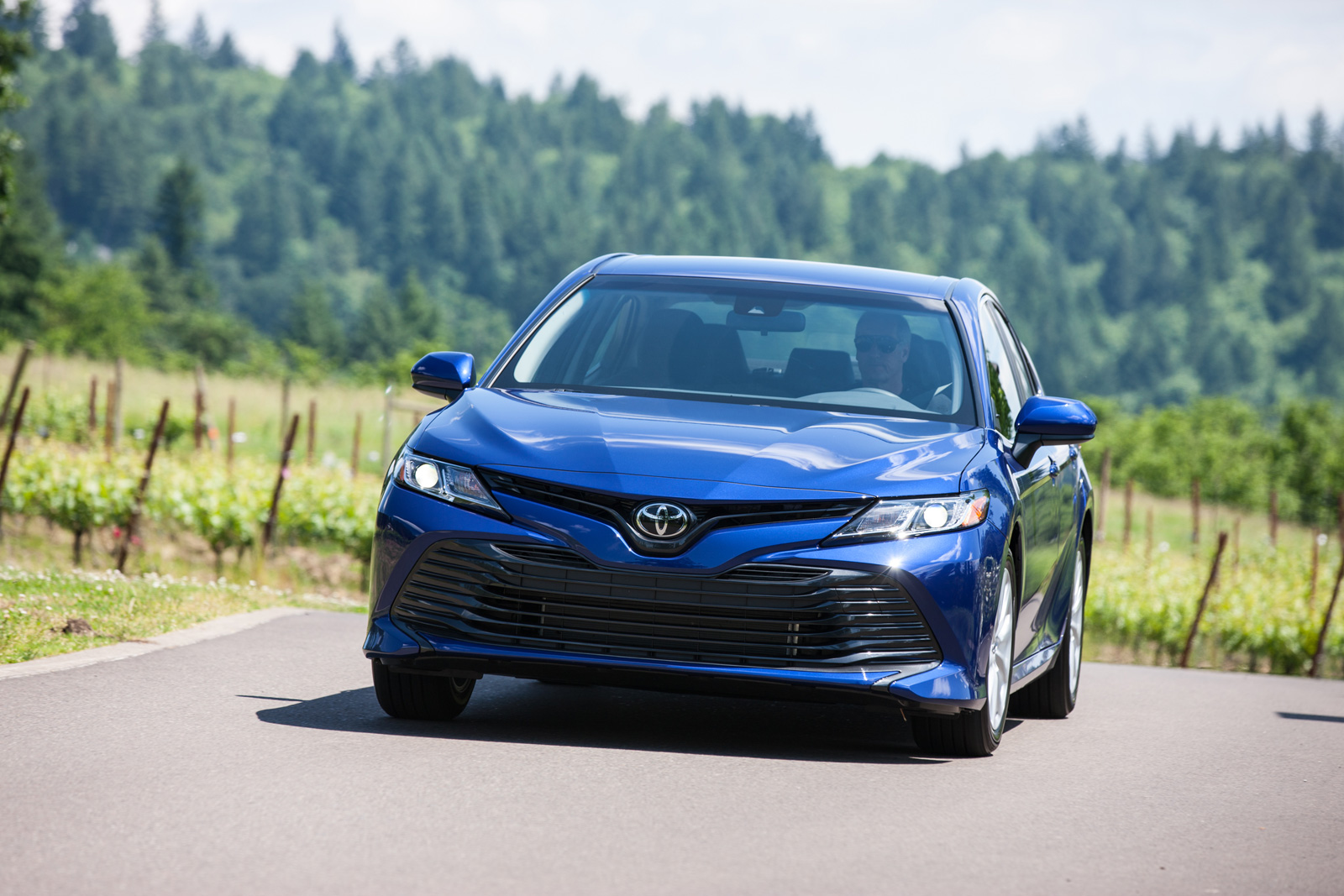 2018 Toyota Camry Arrives Late Summer With 24 380 Starting Price