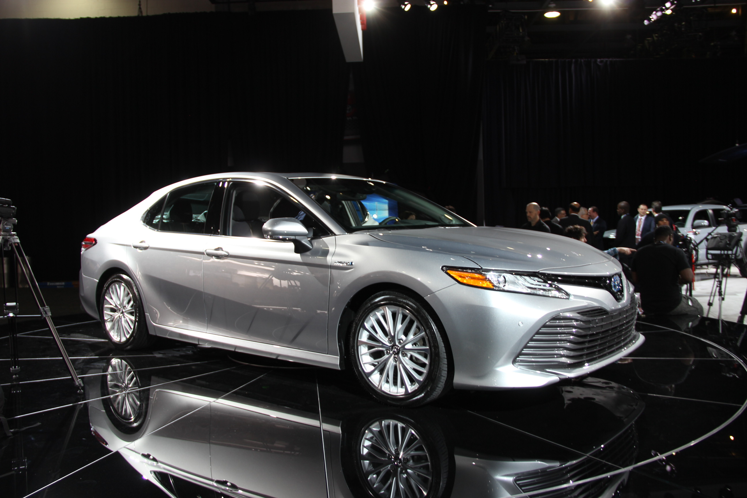 6 Interesting Cars The 2018 Toyota Camry V6 Might Nuke In A Drag