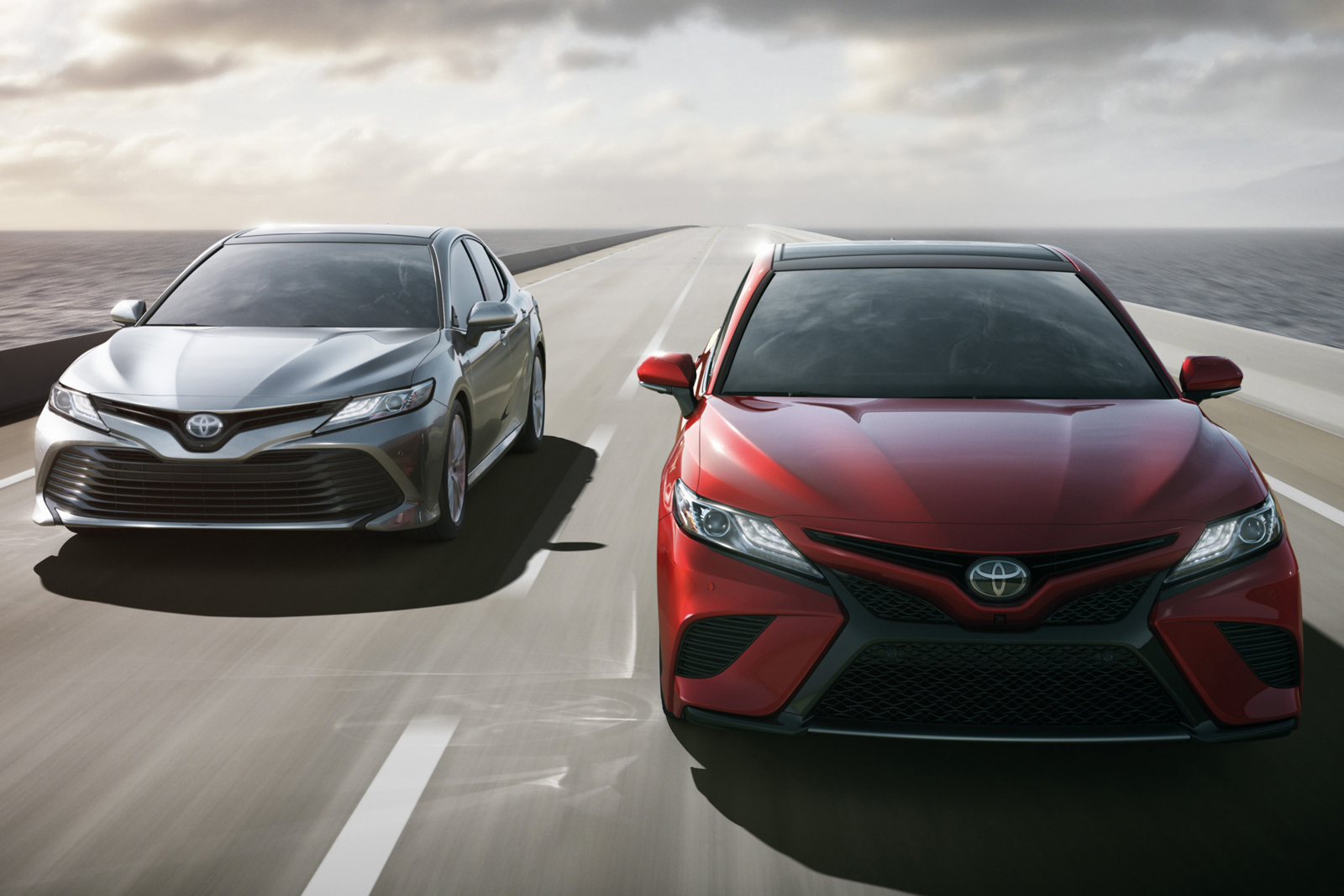 6 Interesting Cars the 2018 Toyota Camry V6 Might Nuke in a