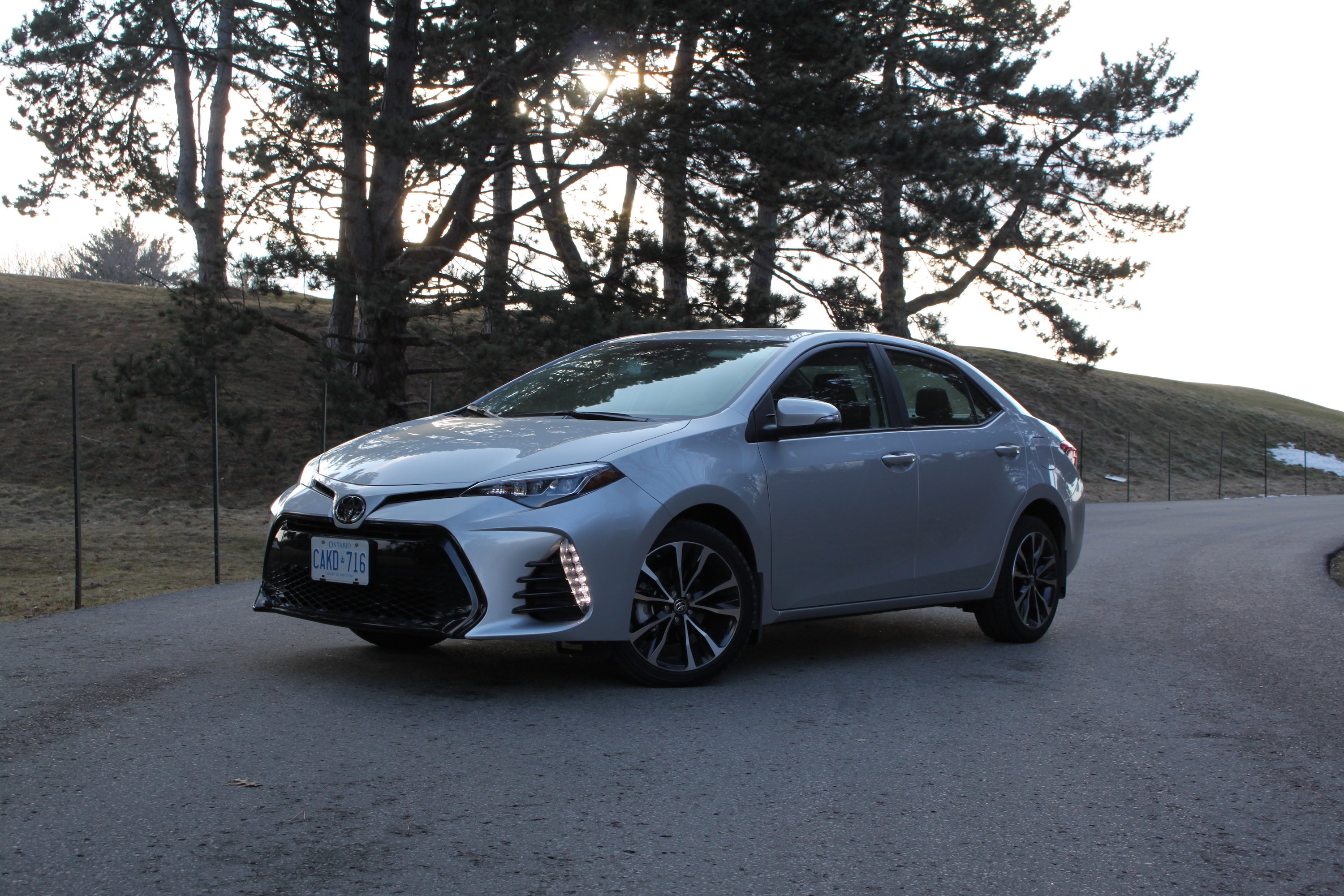 2018 Toyota Corolla Review 1