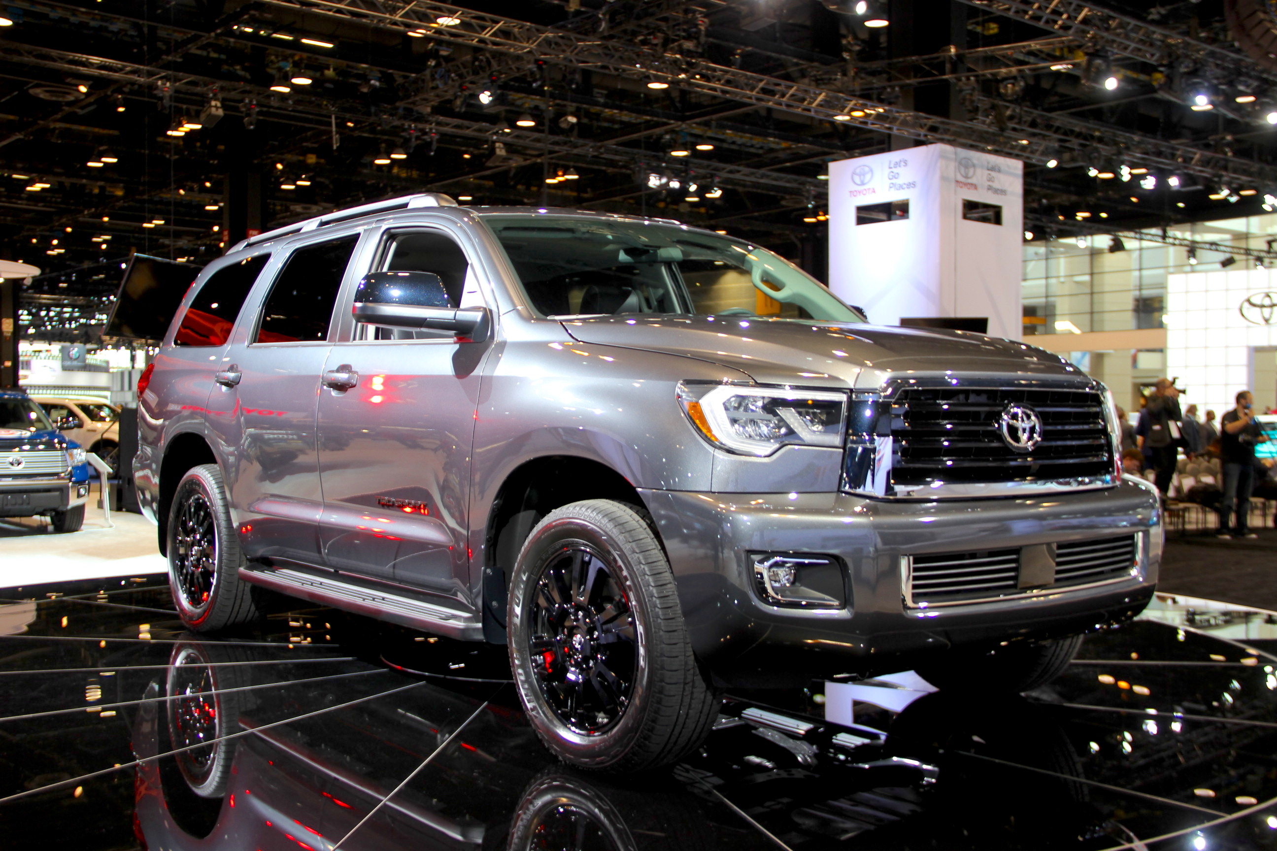 news its the com treatment toyota gives autoguide suv reviews auto trd sequoia