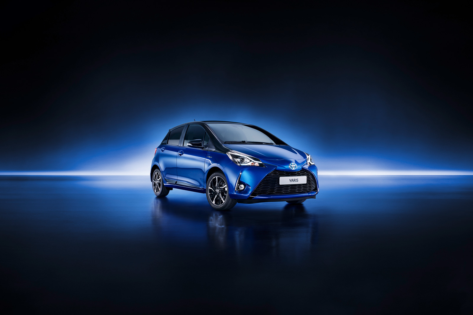 toyota yaris refreshed with sportier styling  u00bb autoguide