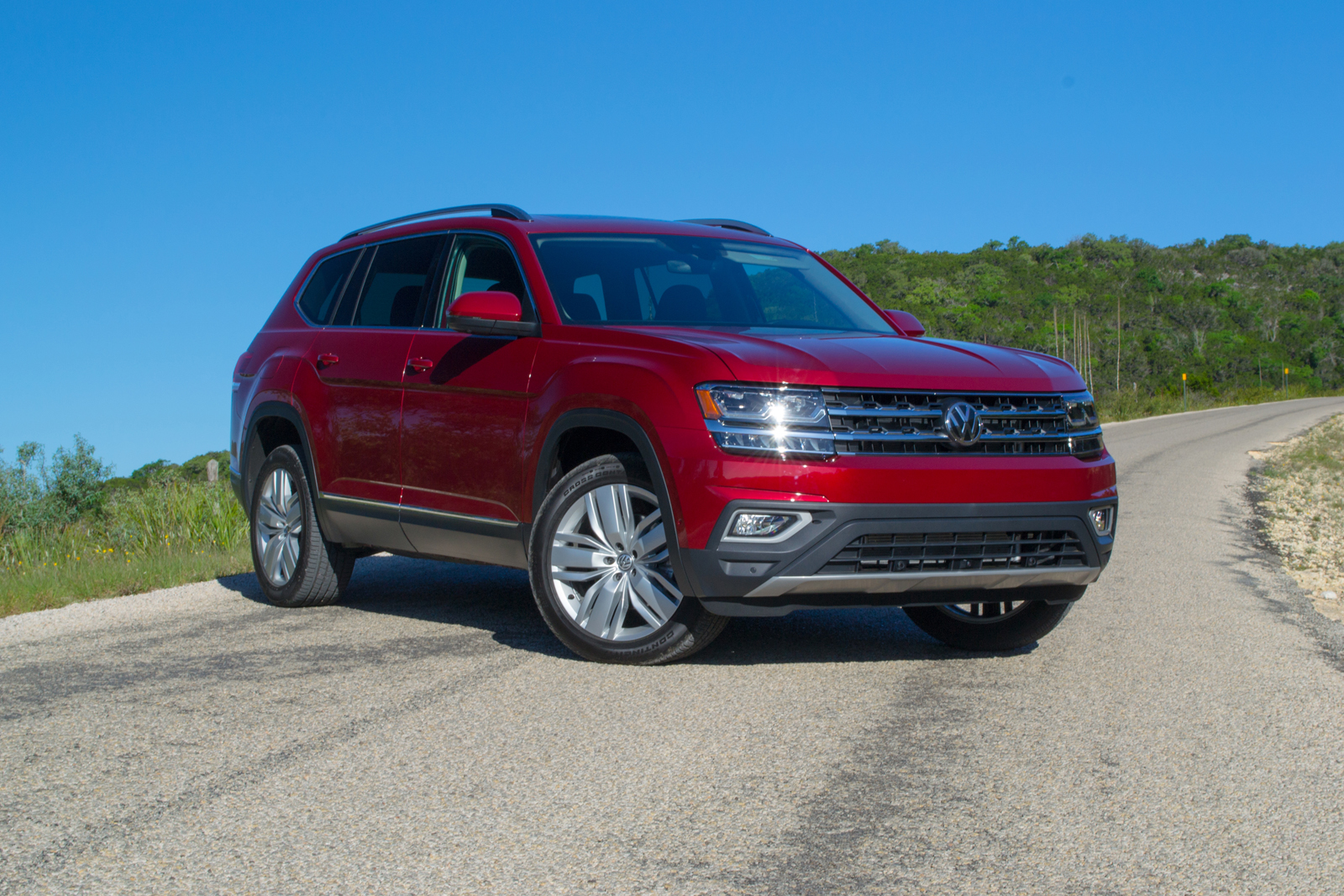 2018 Volkswagen Atlas V6 Review News