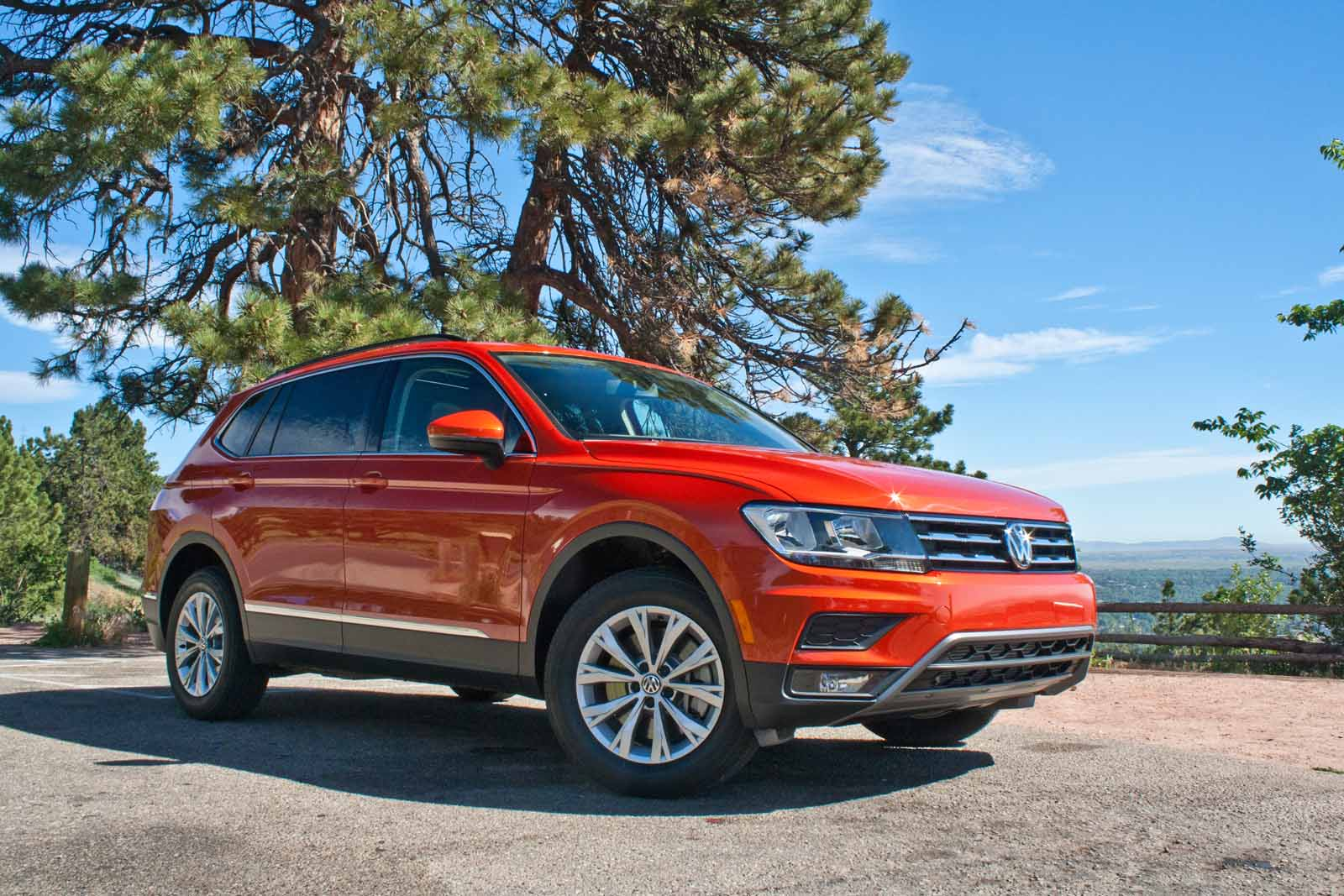 2018 volkswagen tiguan review news. Black Bedroom Furniture Sets. Home Design Ideas
