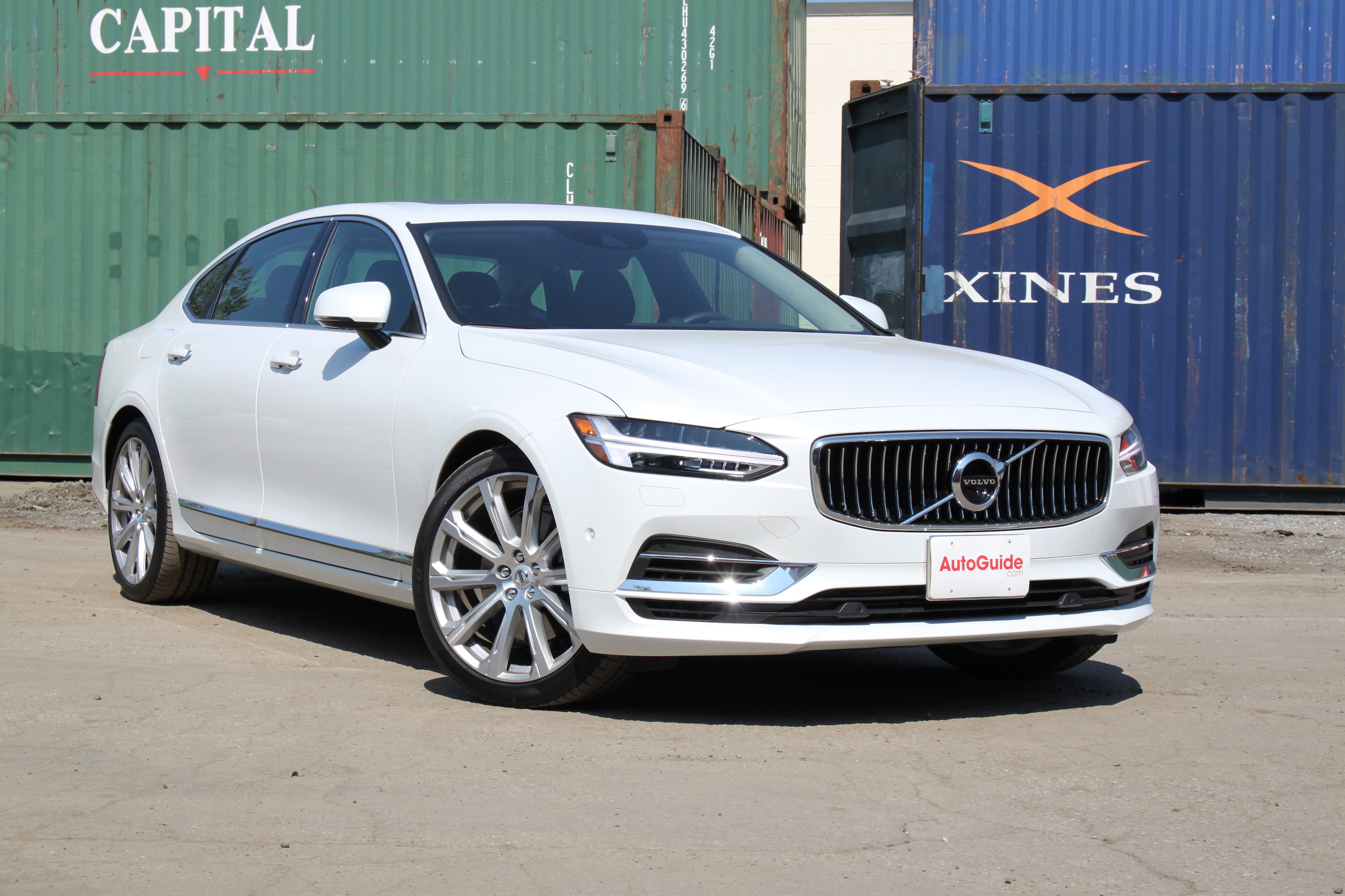2018 Volvo S90 T8 Review 3
