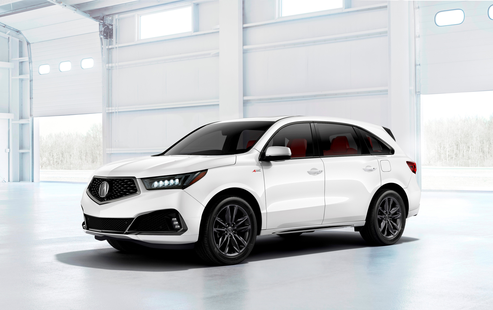 Acura Completes its Sporty Lineup With 2019 MDX A-Spec ...