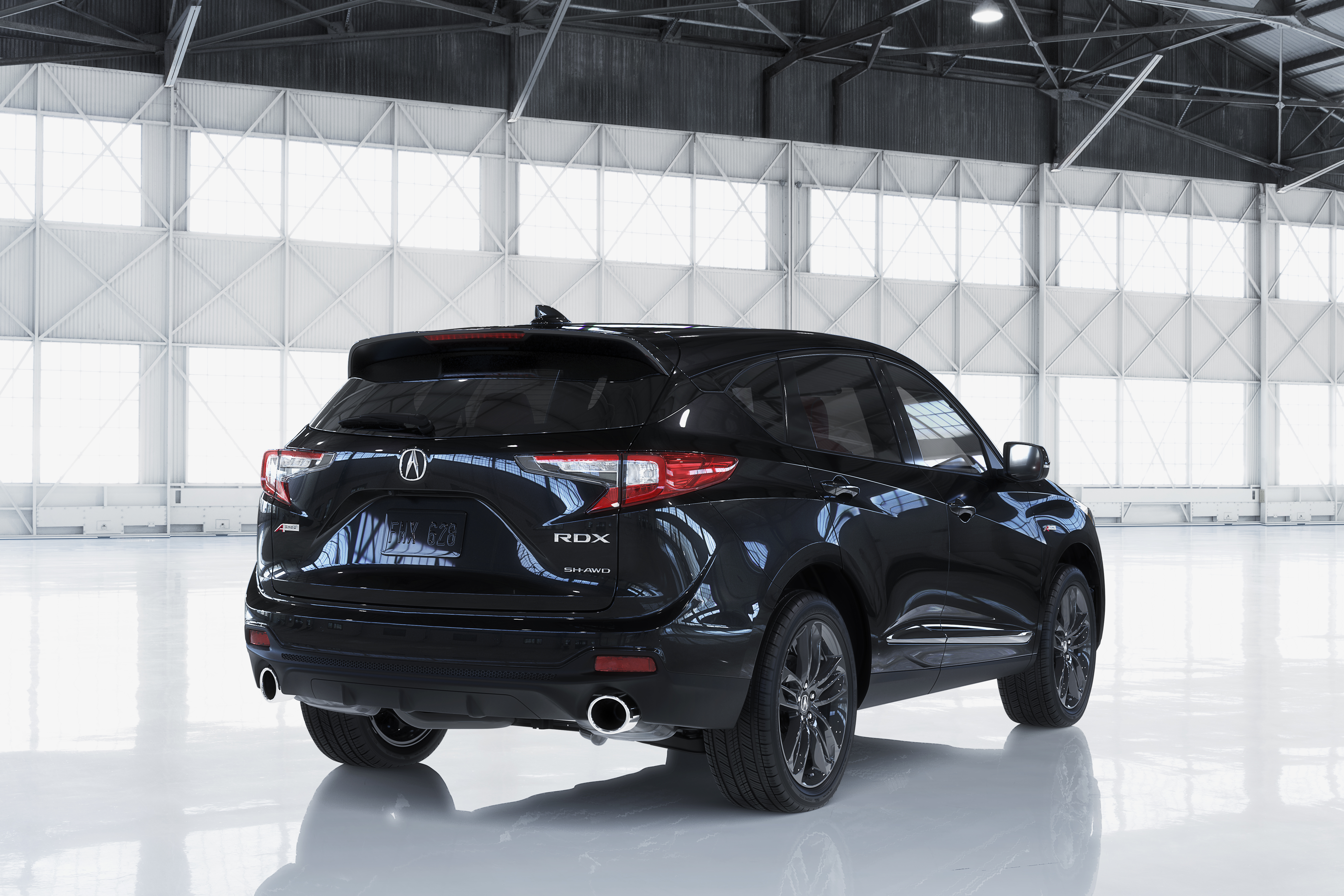 2019 Acura Rdx Lands With Vtec 2 0l Turbo Nsx Inspired Cabin