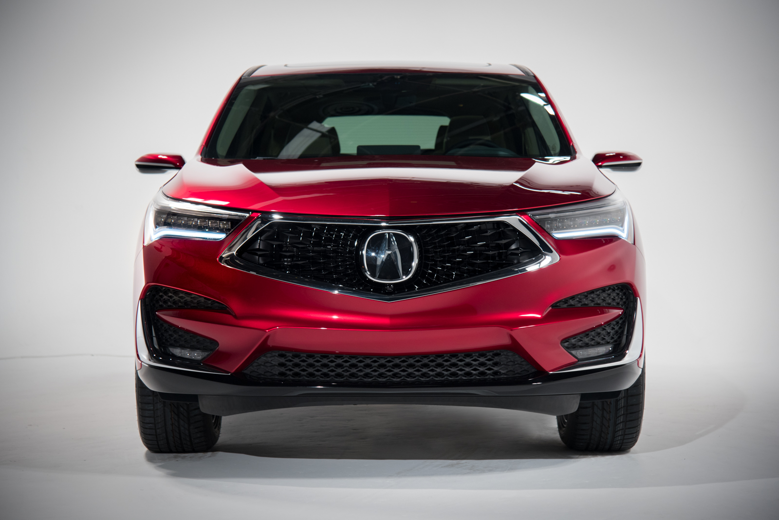 2019 Acura Rdx Front On