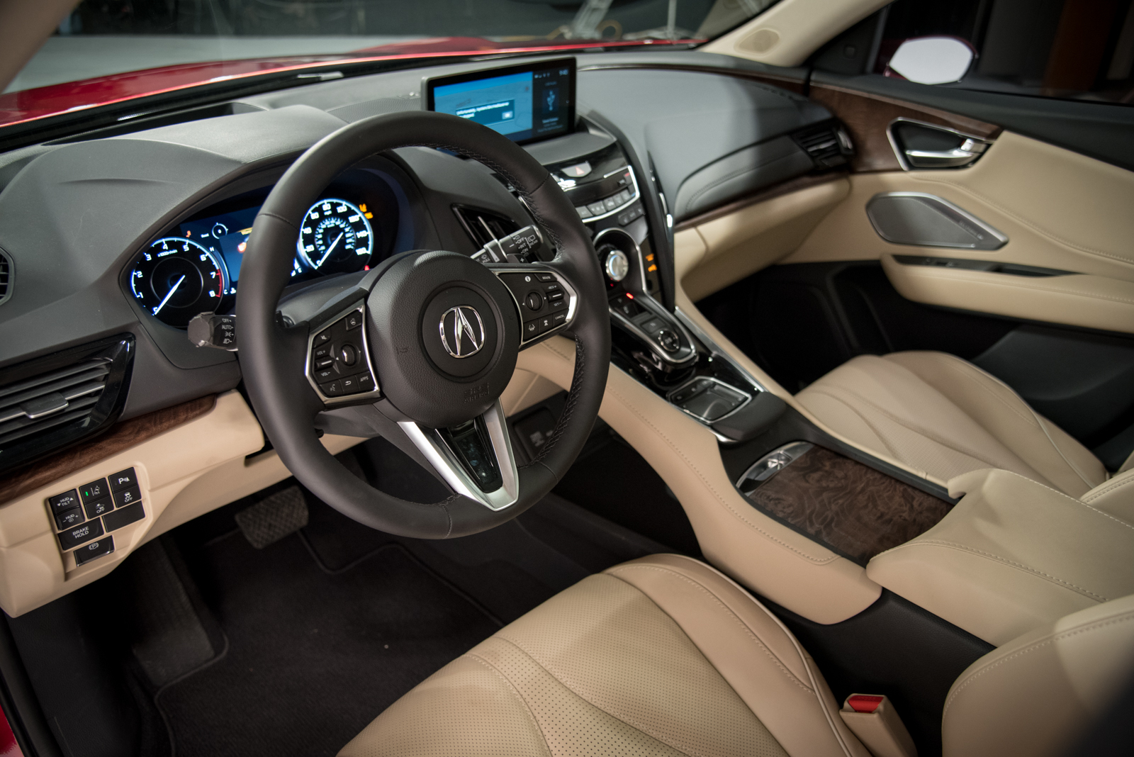 2019 Acura Rdx Ambient Lighting Used Car Reviews Cars