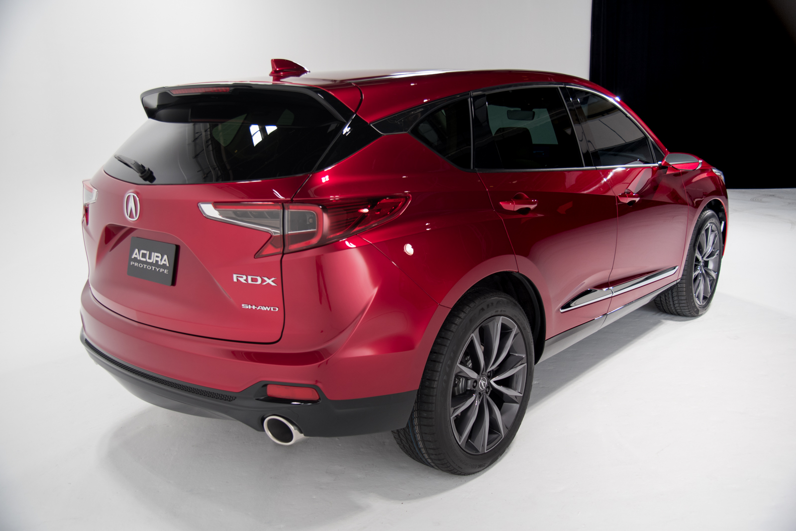 luxury get in black view crossover content acura year model its front enhancements numerous to zdx side final