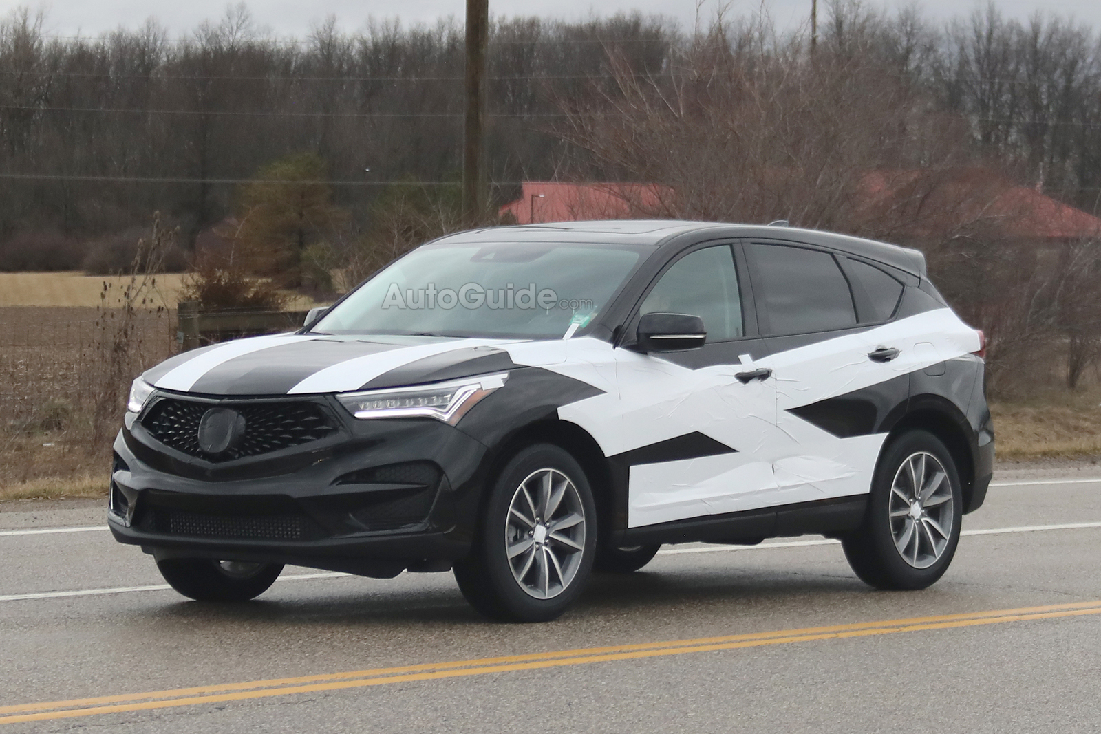 production 2019 rdx spotted acurazine acura enthusiast. Black Bedroom Furniture Sets. Home Design Ideas