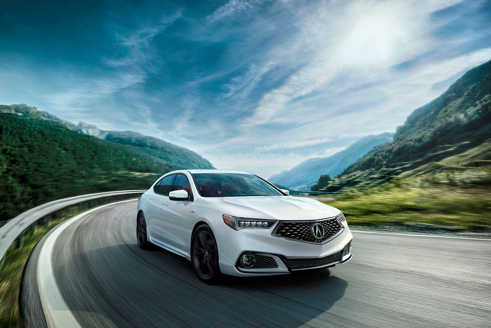 2019 Acura Tlx Adds Cheaper A Spec Variant To Lineup Autoguide Com News
