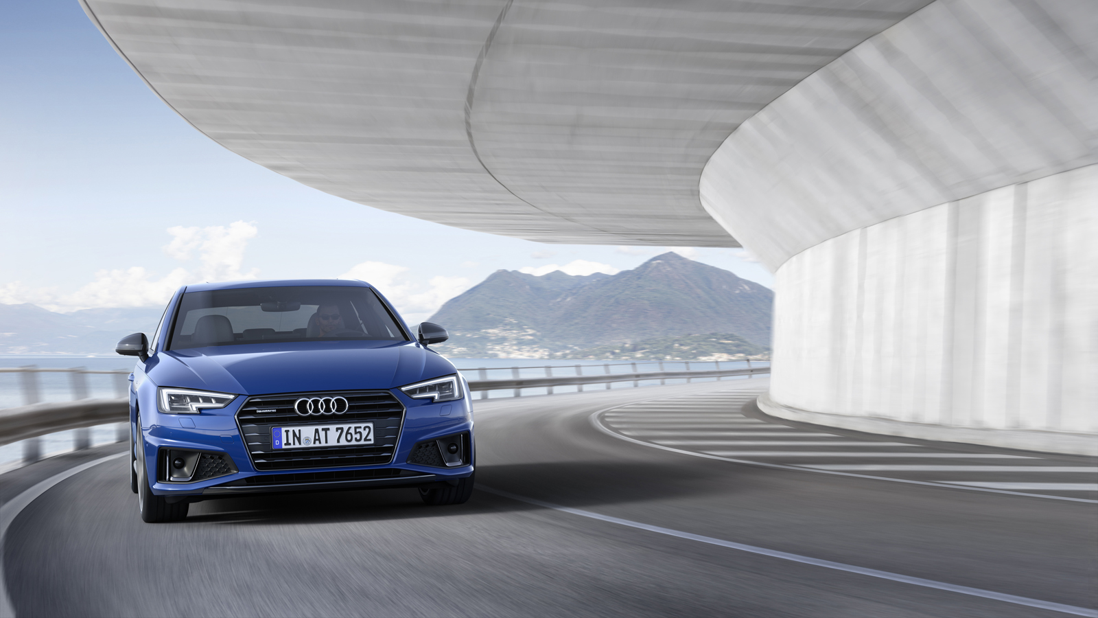 2019 Audi A4 Arrives With The Mildest Of Updates Autoguide Com News