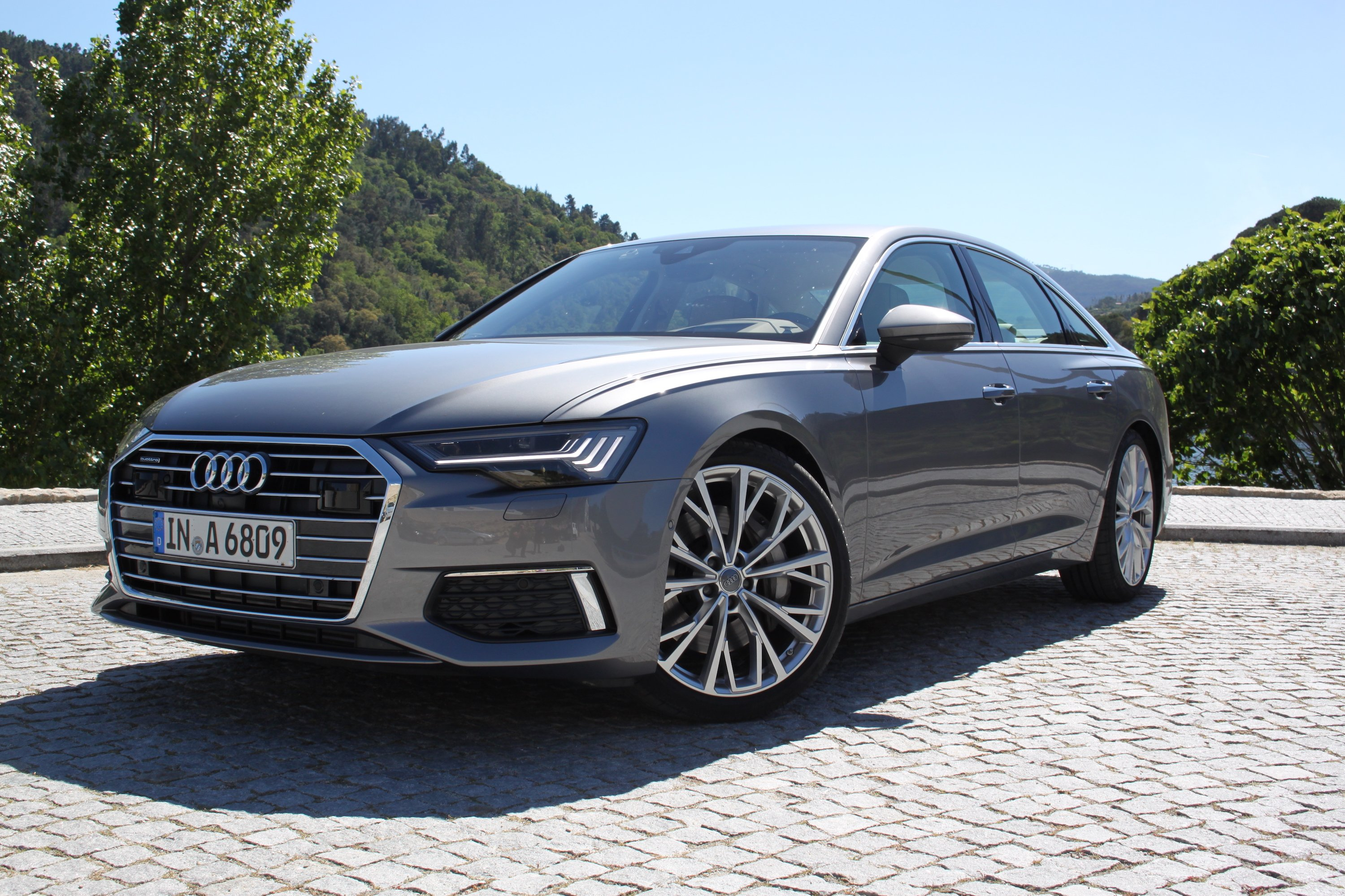2019 audi a6 review. Black Bedroom Furniture Sets. Home Design Ideas