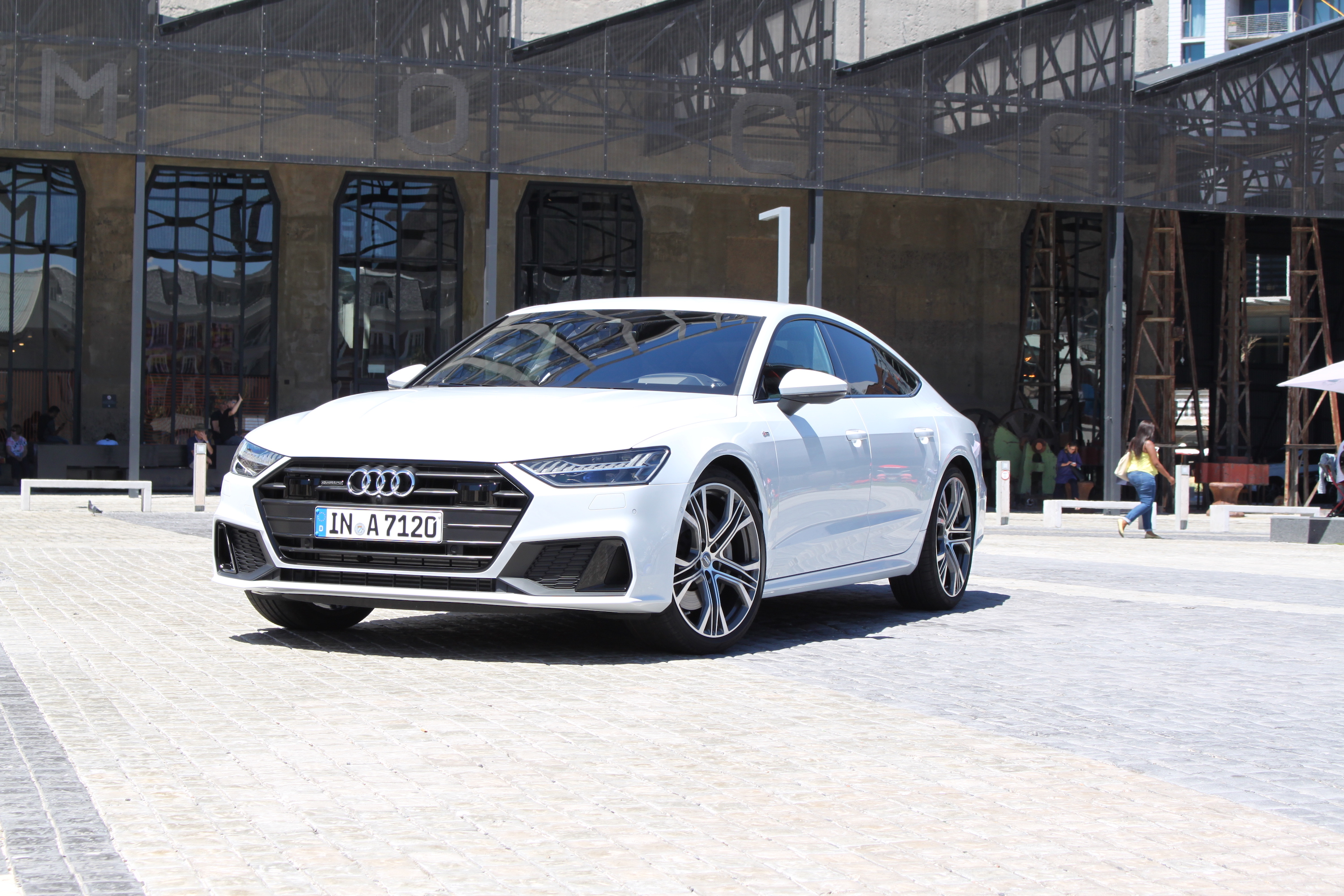 2019 Audi A7 Review And First Drive Autoguide Com