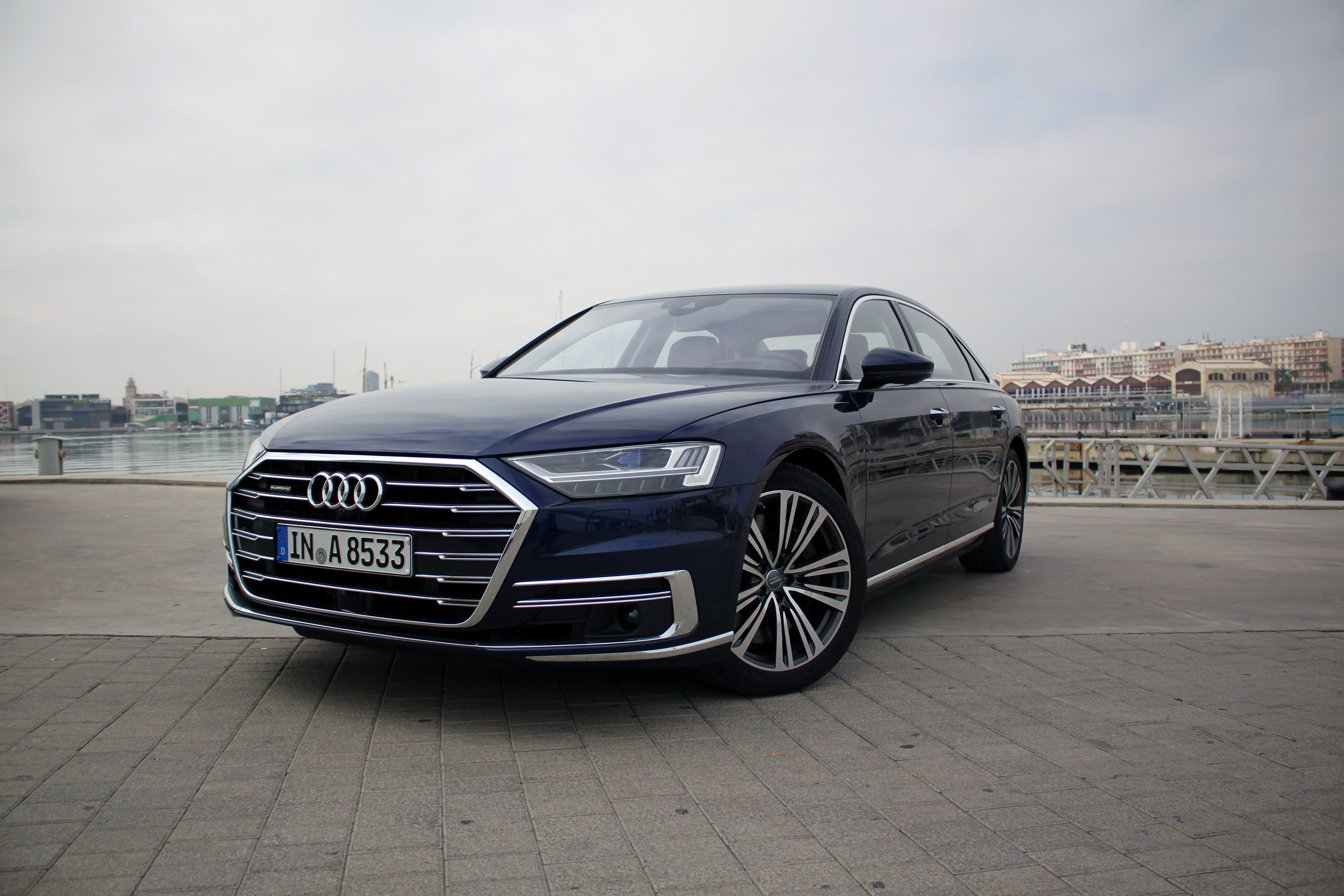 2019 Audi A8 Review Autoguide Com