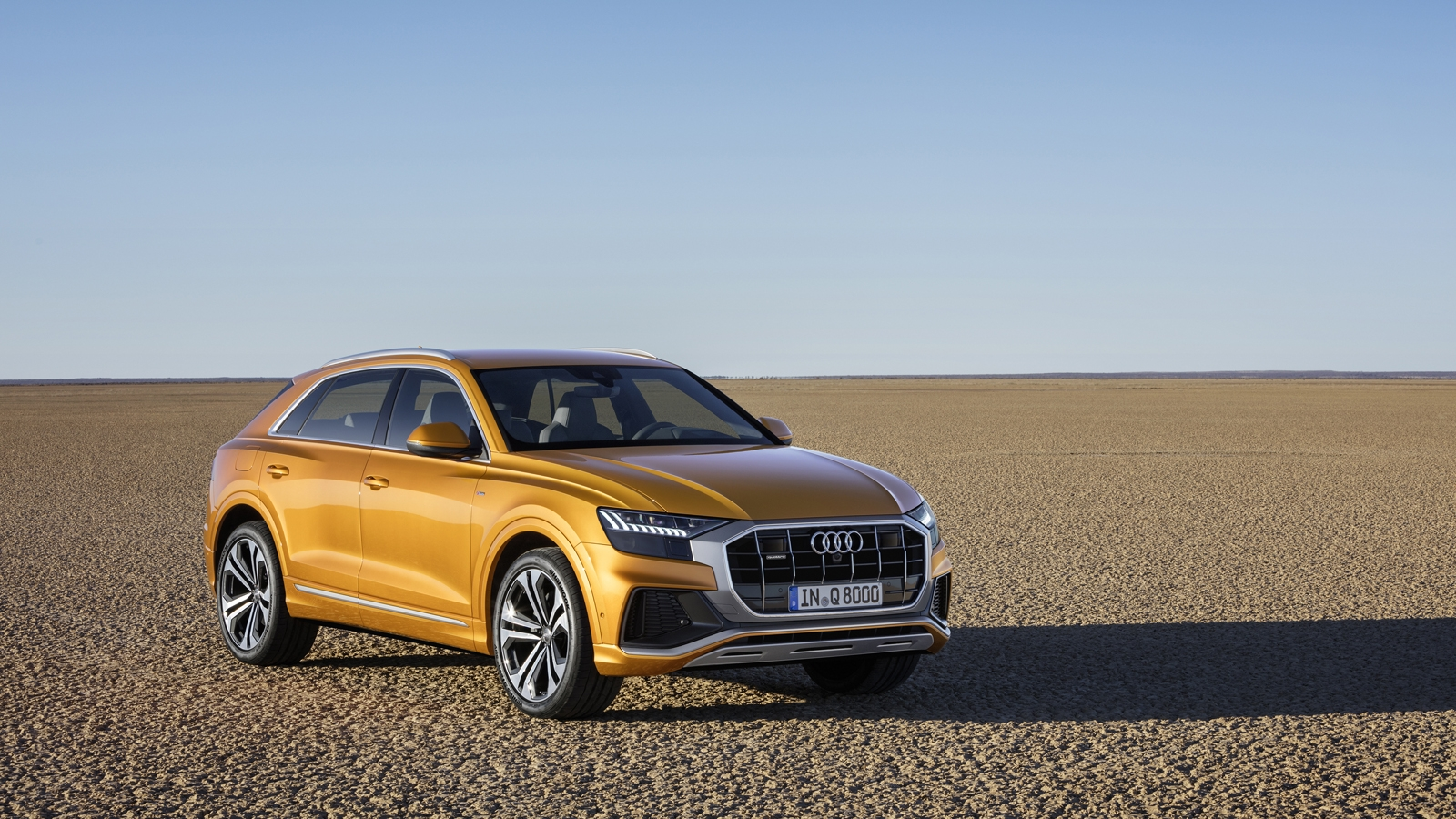 2019 Audi Q8 Debuts With 48v Mild Hybrid V6 All Wheel