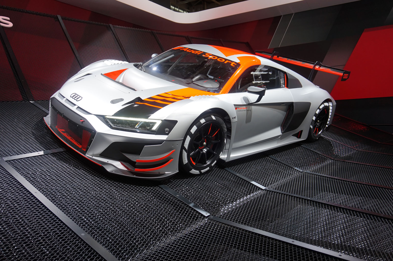 2019 Audi R8 Lms Gt3 Is Ready To Go Racing Autoguide Com News