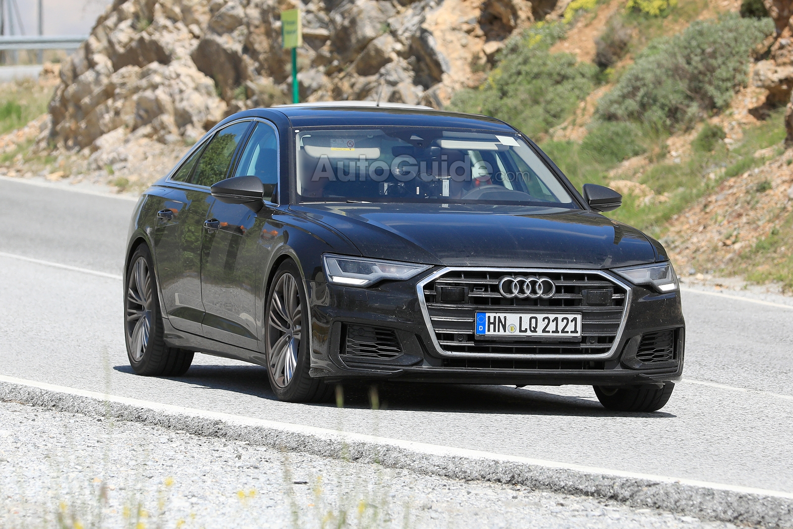 2019 Audi S6 Spied With Actual, Real Exhaust Tips » AutoGuide.com News