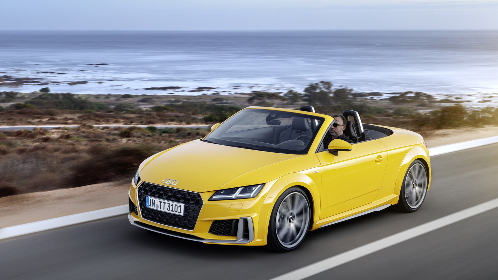 audi tt updated for 2019 we think news. Black Bedroom Furniture Sets. Home Design Ideas