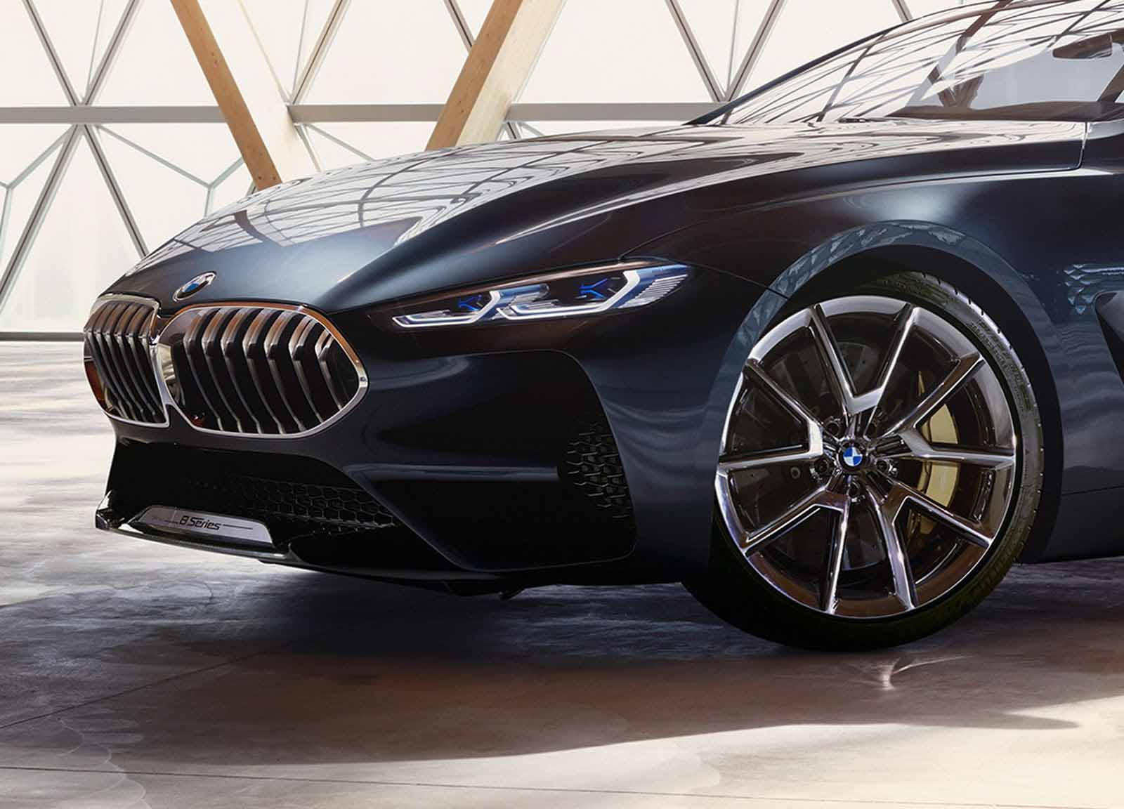 BMW 8 Series Concept is Sexy in So Many Ways  AutoGuidecom News