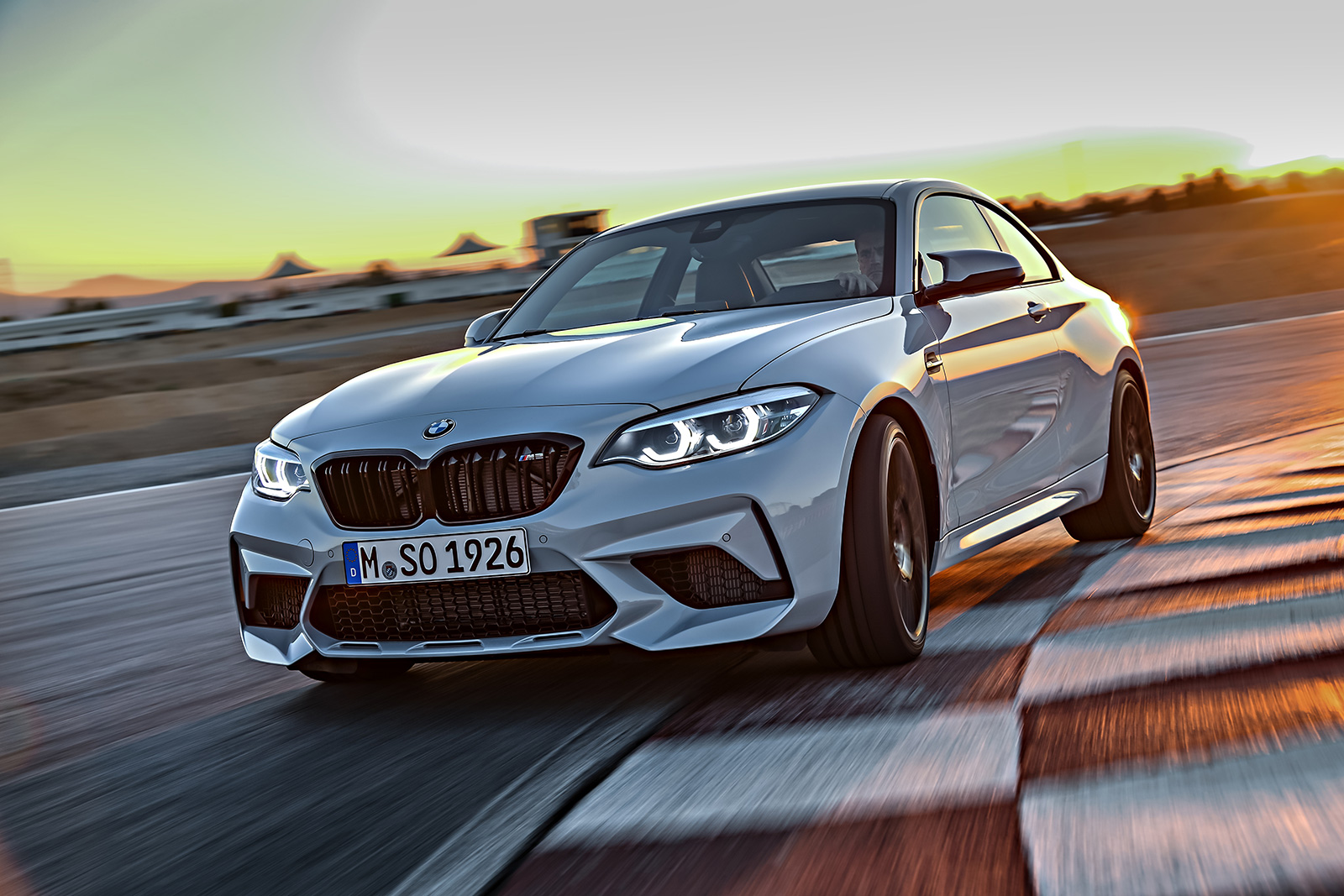 2019 bmw m2 competition officially arrives with 405 hp news. Black Bedroom Furniture Sets. Home Design Ideas