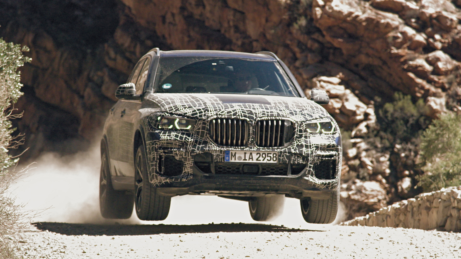 2019 Bmw X5 To Offer Off Road Package Rear Wheel Steering