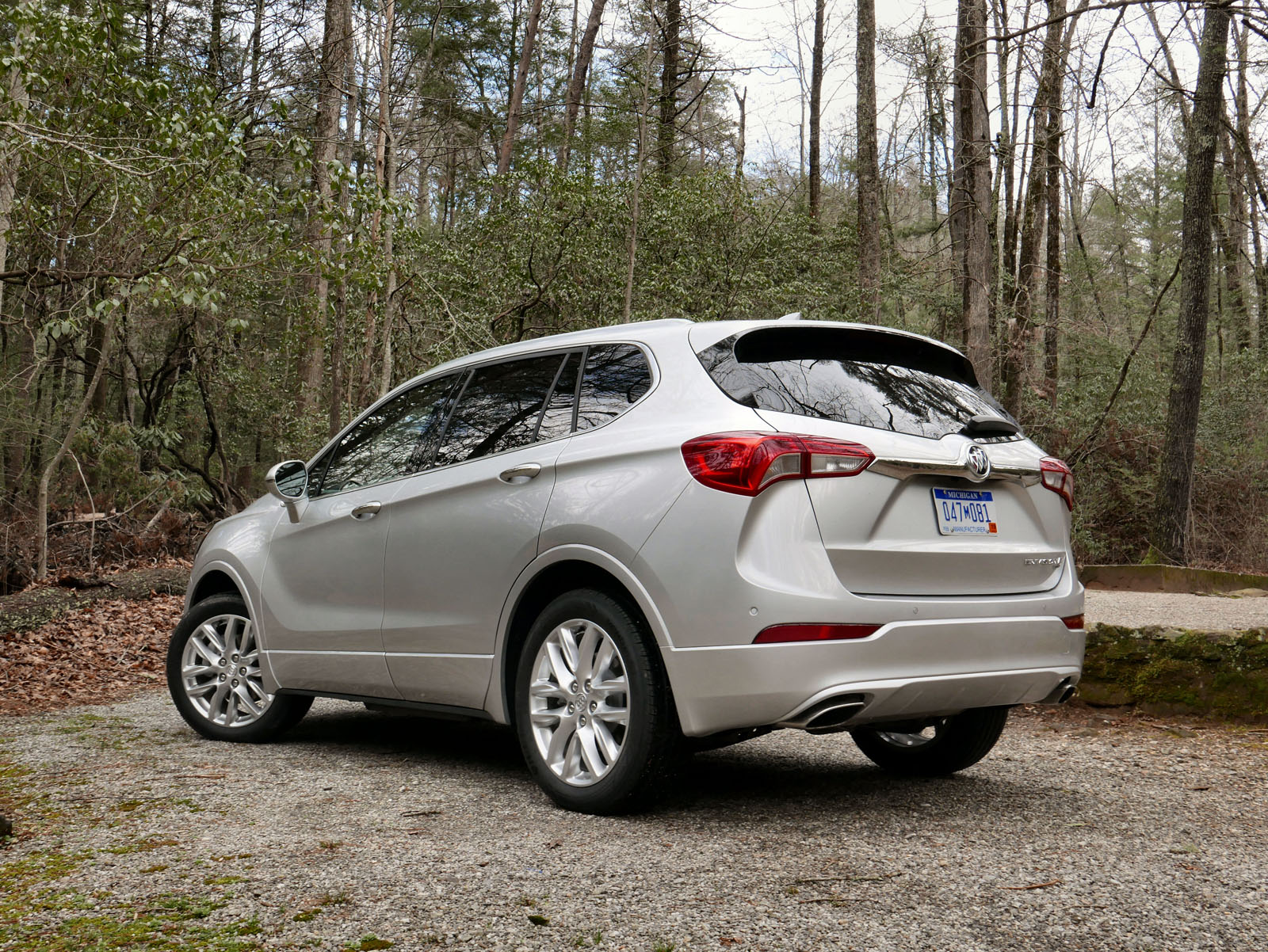 2019 Buick Envision Review And First Drive Autoguide Com