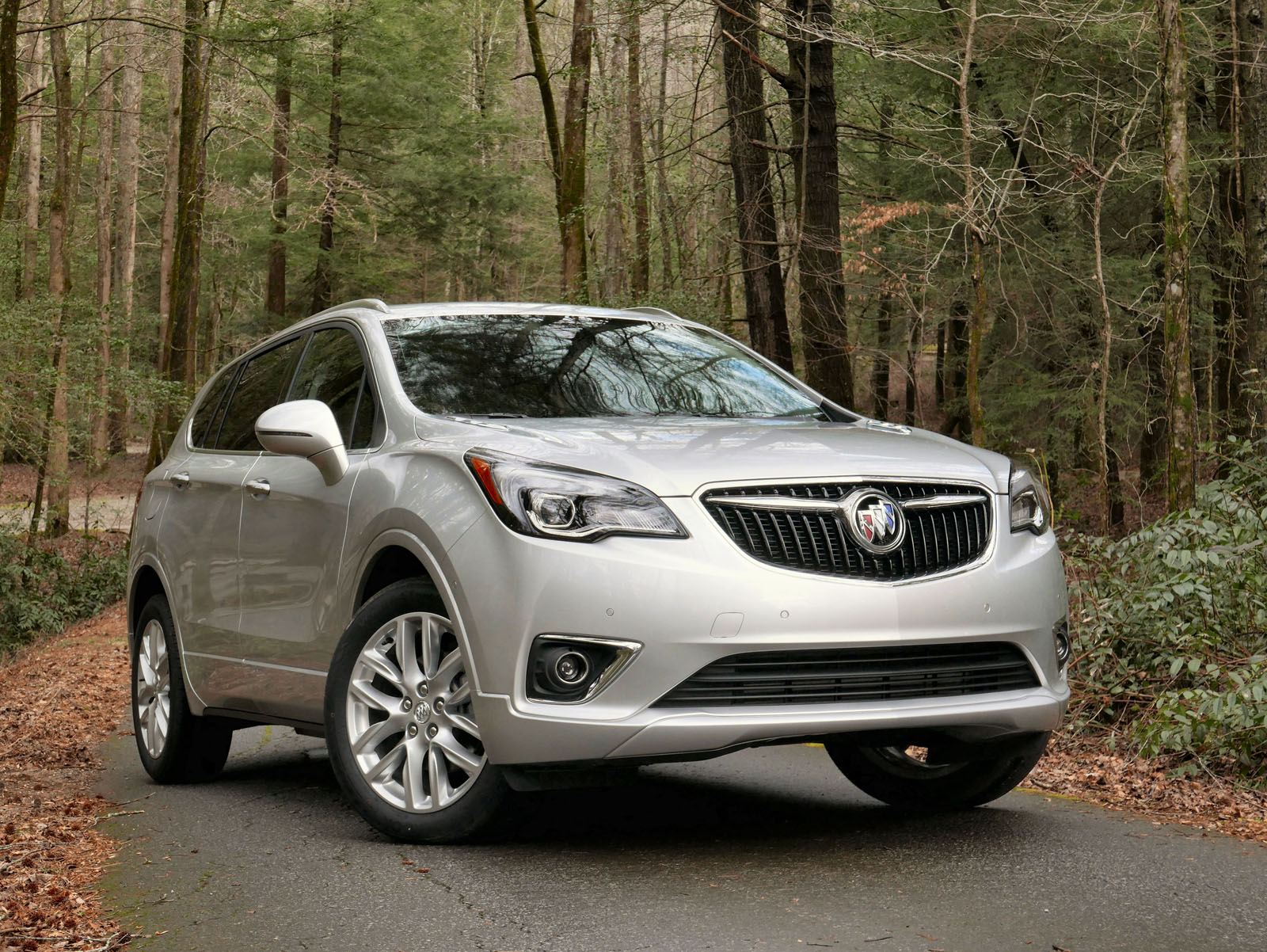 2019 buick envision review and first drive news. Black Bedroom Furniture Sets. Home Design Ideas