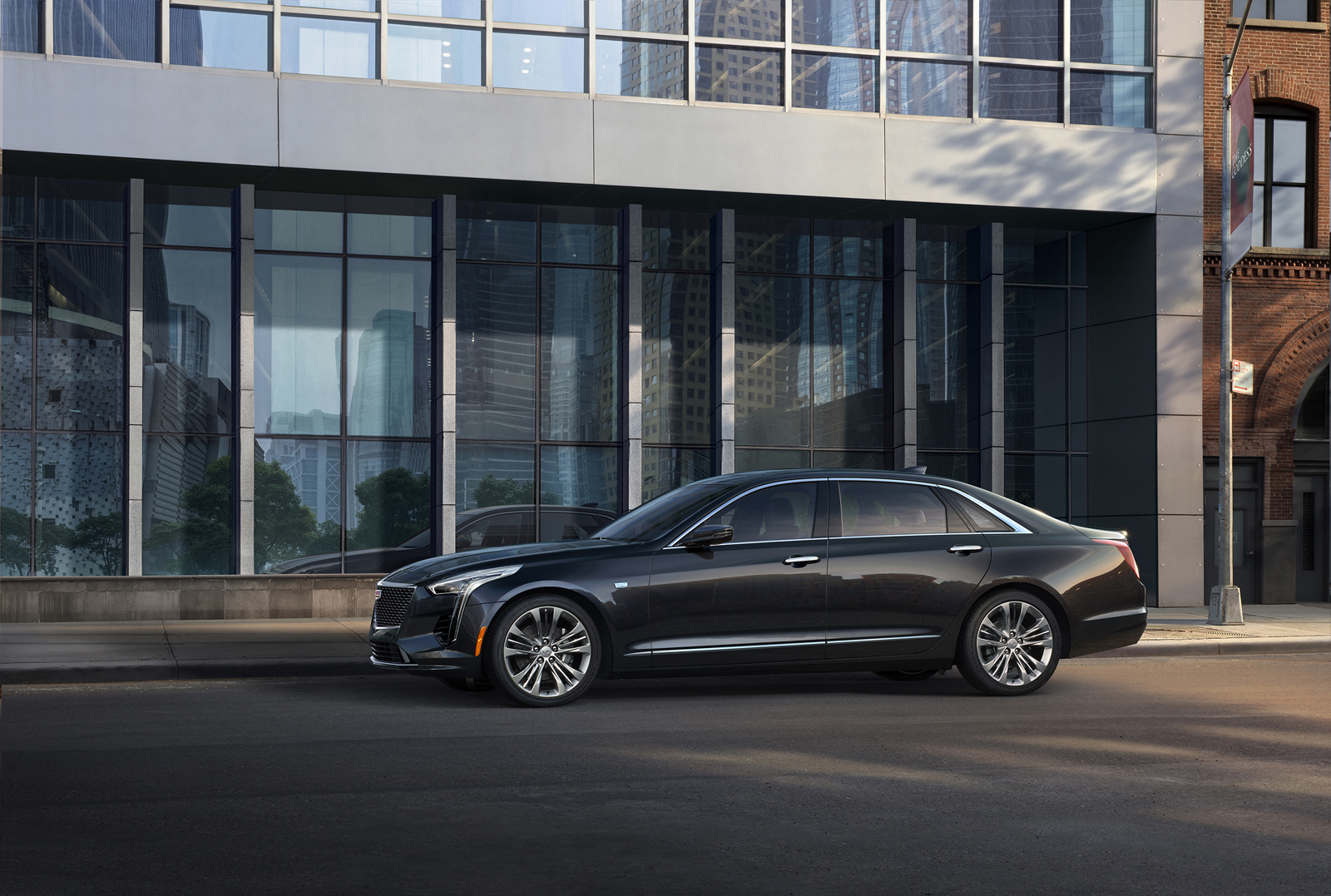 2019 cadillac ct6 v sport debuts with 550 hp twin turbo v8 news