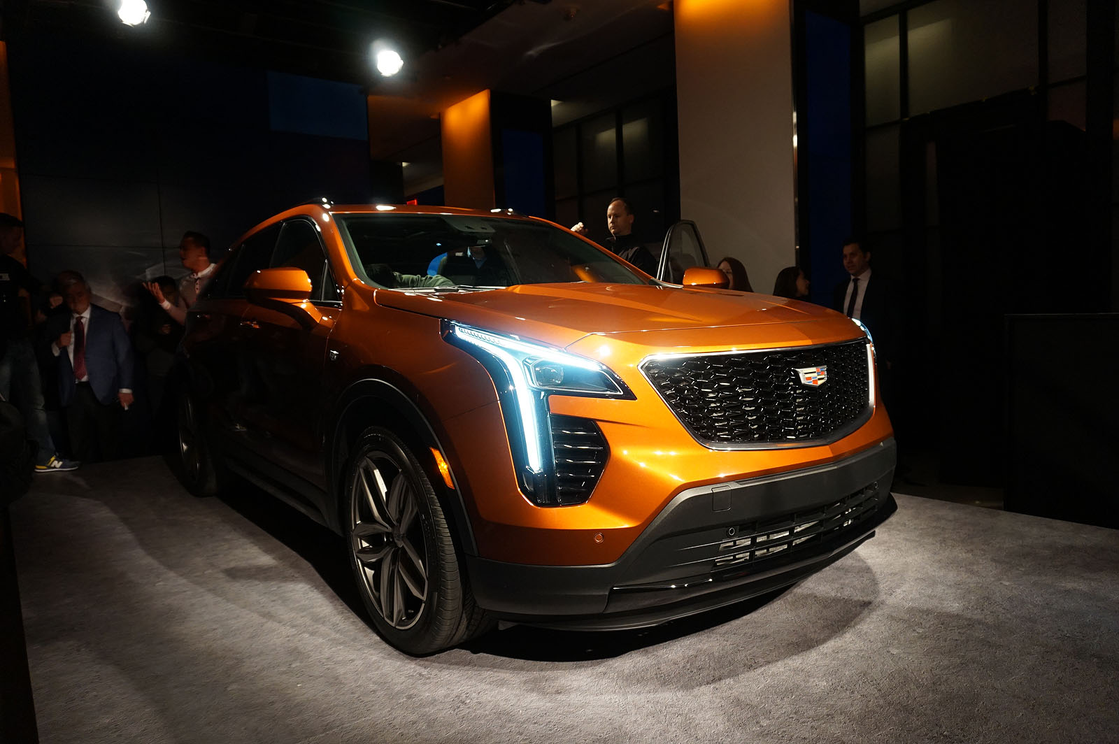 2018 Volkswagen Suv >> 2019 Cadillac XT4 Debuts: 4 Things You Should Know » AutoGuide.com News