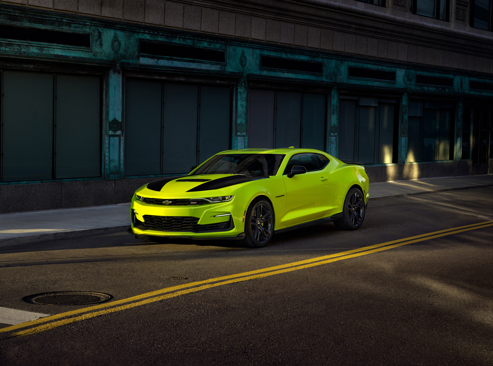 2019 Chevrolet Camaro Offered in New Shock Yellow Color ...