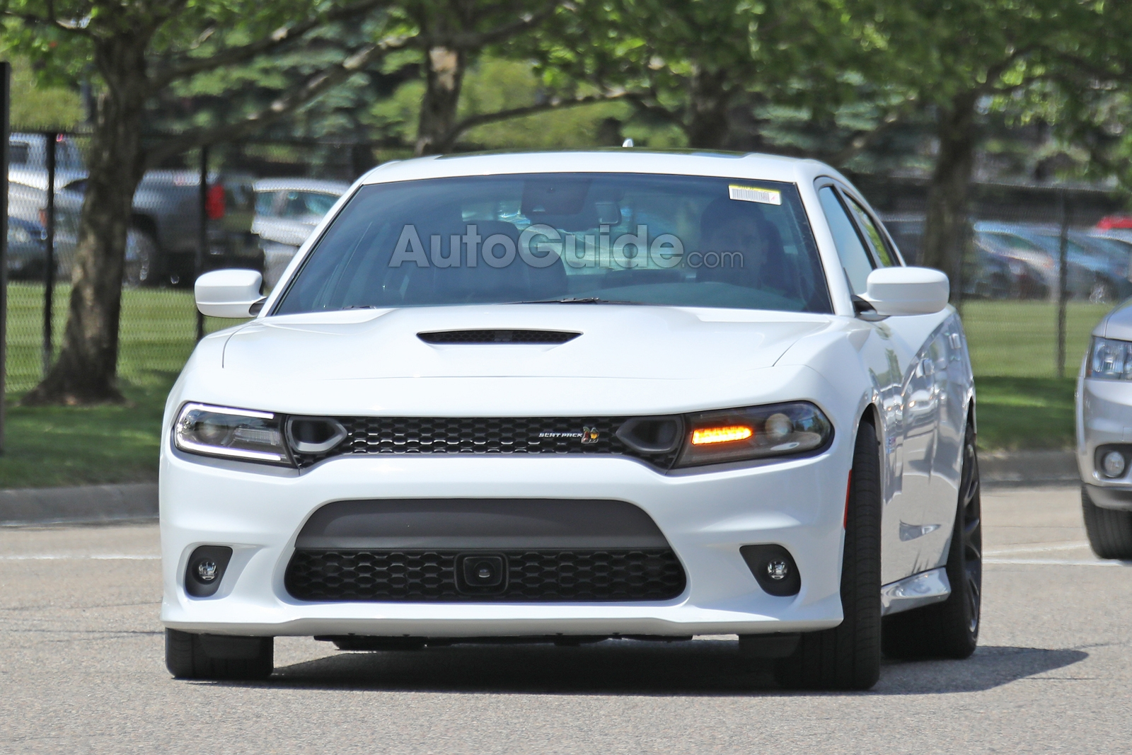 2019 Dodge Charger Scat Pack Revealed In New Spy Photos