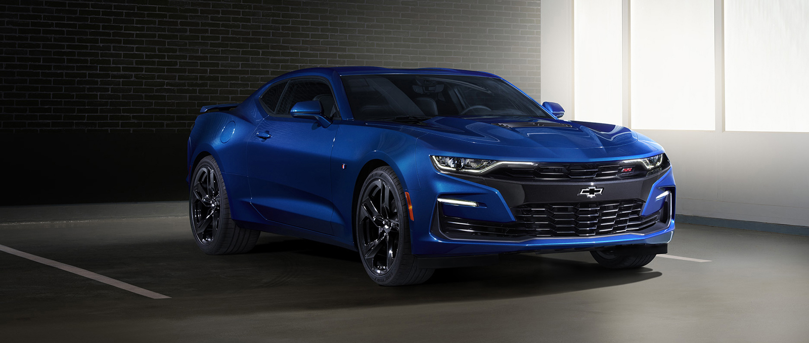 2019 Chevrolet Camaro Gets A Questionable Refresh
