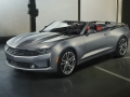 2019 Camaro RS' new front-end styling, including the fascia, grille, LED dual-element headlamps and reshaped hood, distinguishes it from LS/LT and SS.