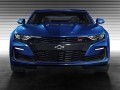 2019 Camaro SS now offered with 10L80 10-speed paddle-shift automatic transmission featuring custom launch control and line lock.