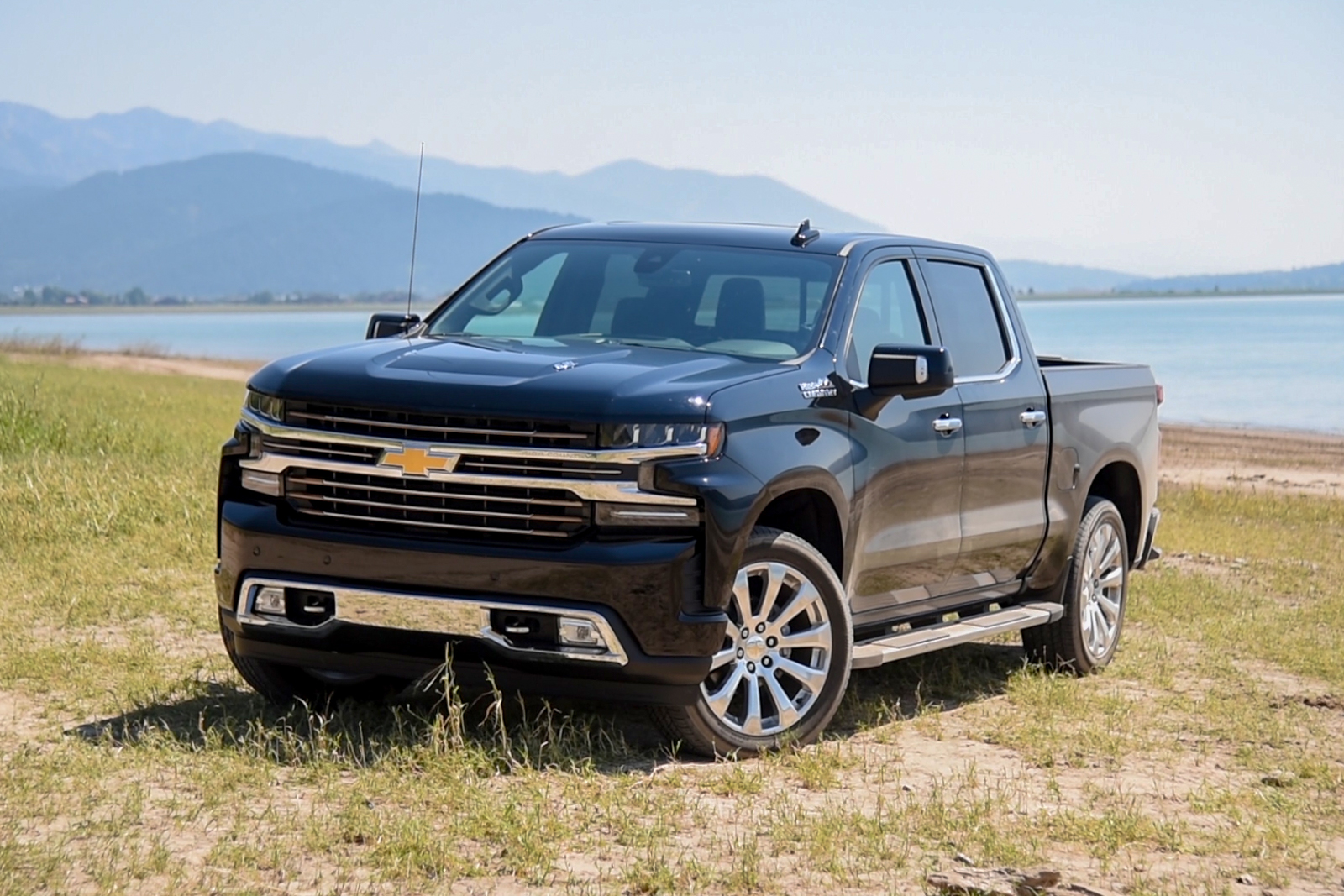 What Makes the 2019 Chevrolet Silverado Drive so Well