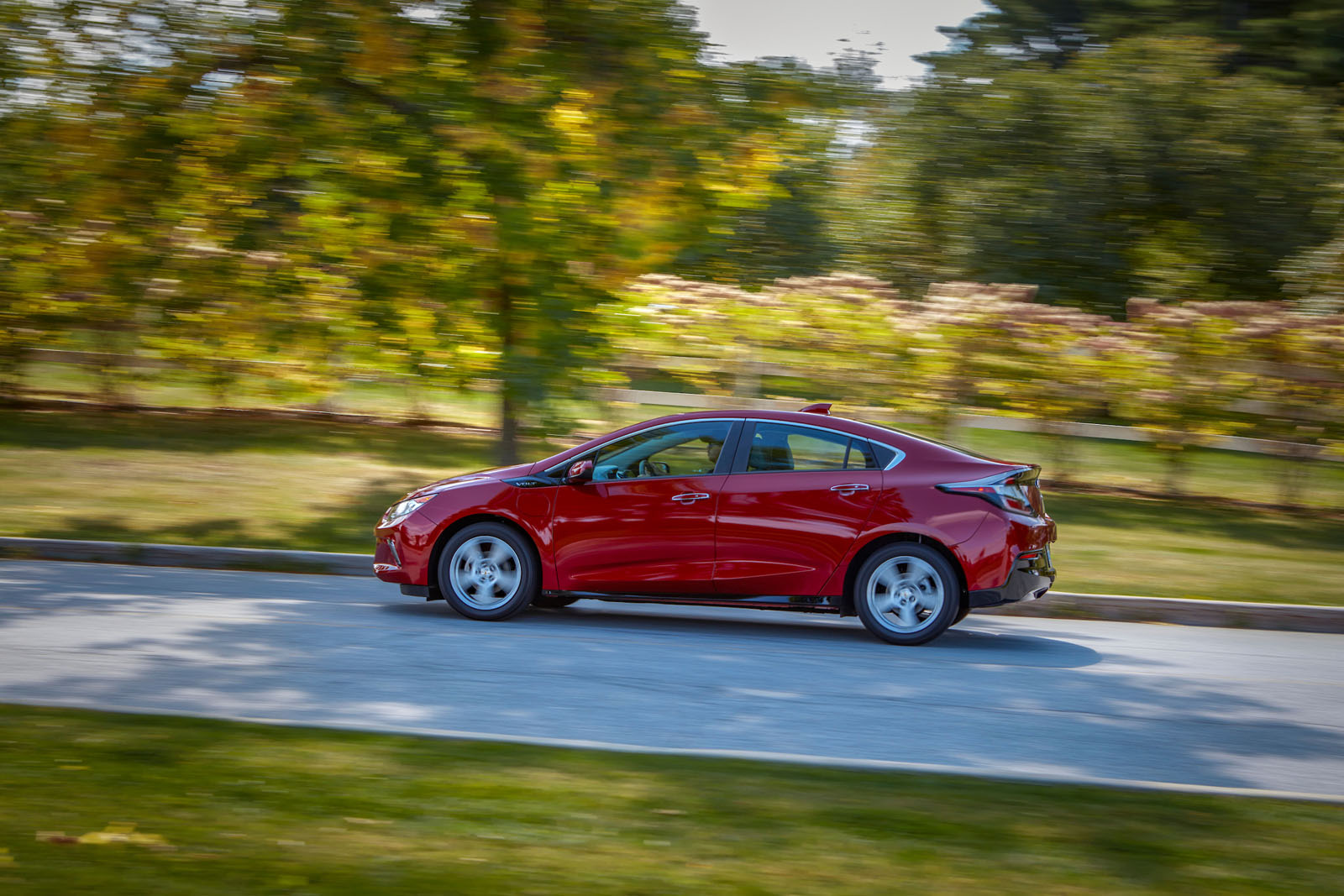 2019 Chevrolet Volt Review 11