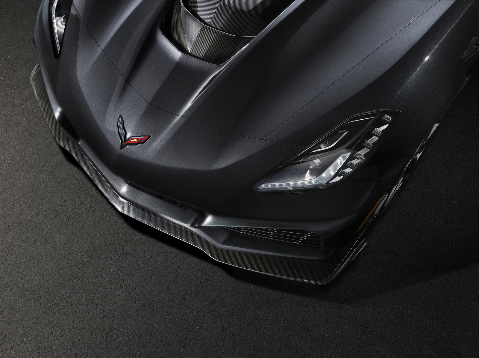 This is How the 2019 Corvette ZR1 Makes 950 Pounds of