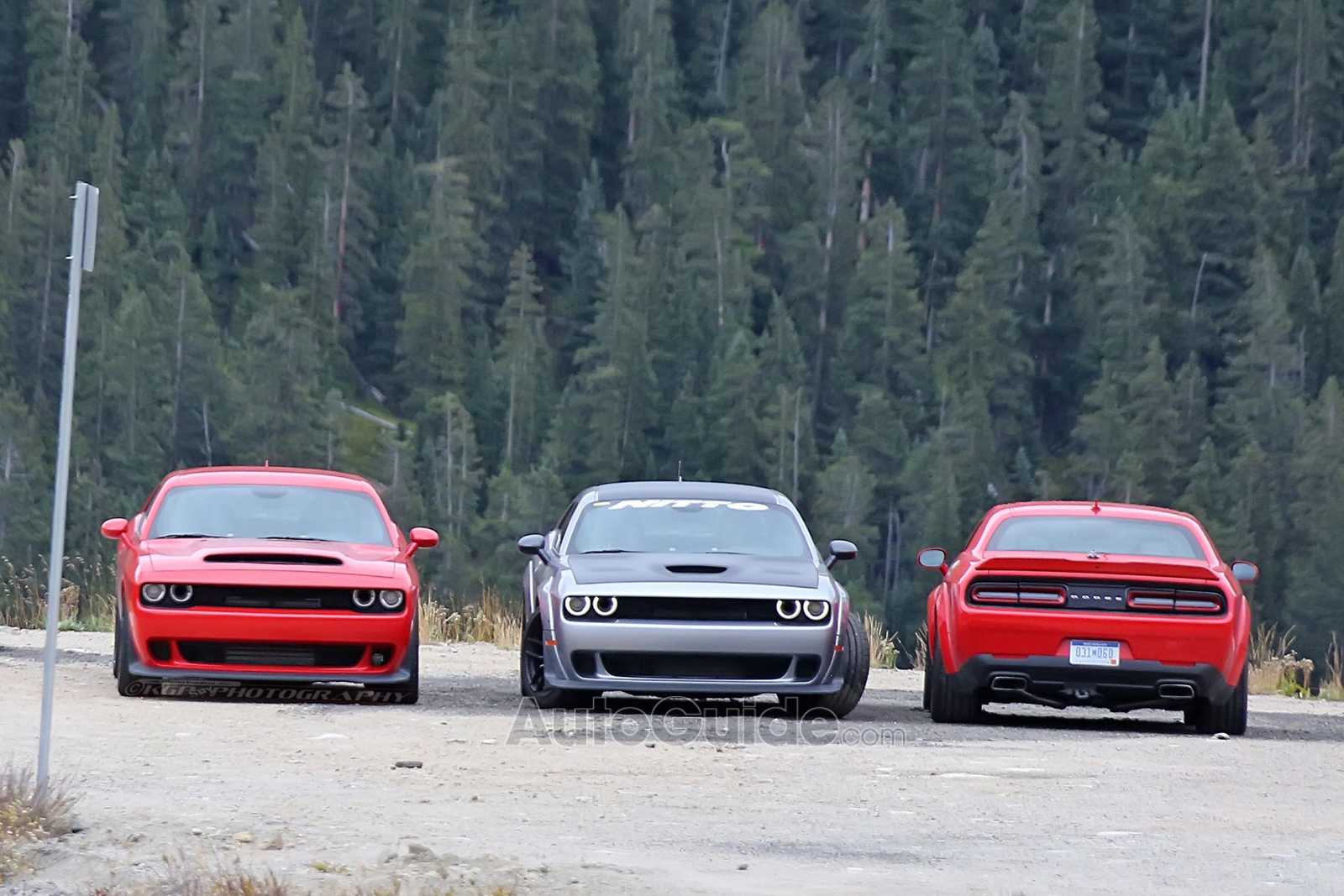 Dodge Challenger Hellcat Drag Pack Coming In 2019 With 725 Hp