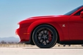"""2019 Dodge Challenger R/T Scat Pack Widebody with 20 x 11-inch """"Devil's Rim"""" aluminum wheels and 392 Scat Pack Bee Badge"""