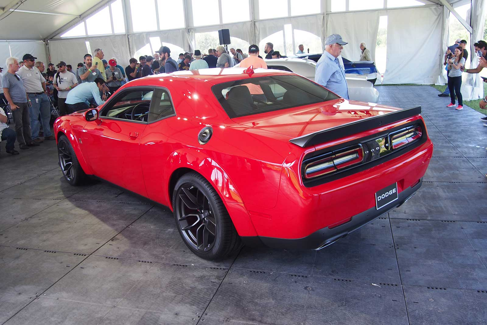 2019 Challenger Hellcat Boosted To 717 Hp R T Scat Pack Updated