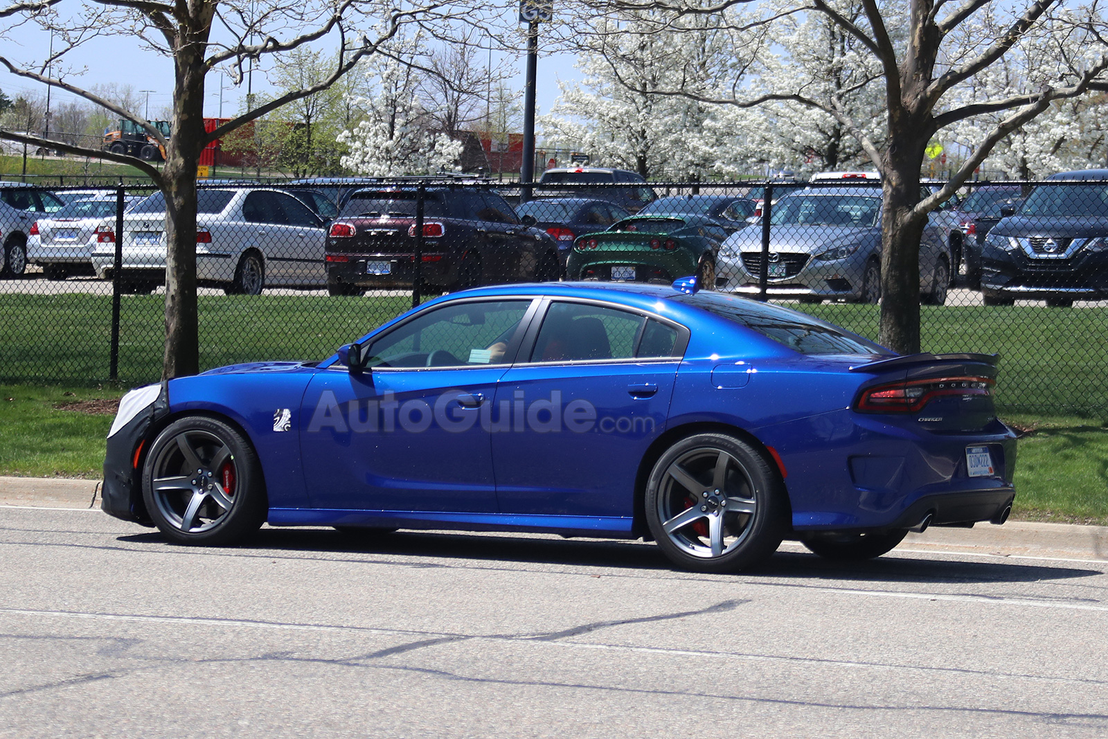 2019 Dodge Charger Hellcat Spied Testing For The First Time