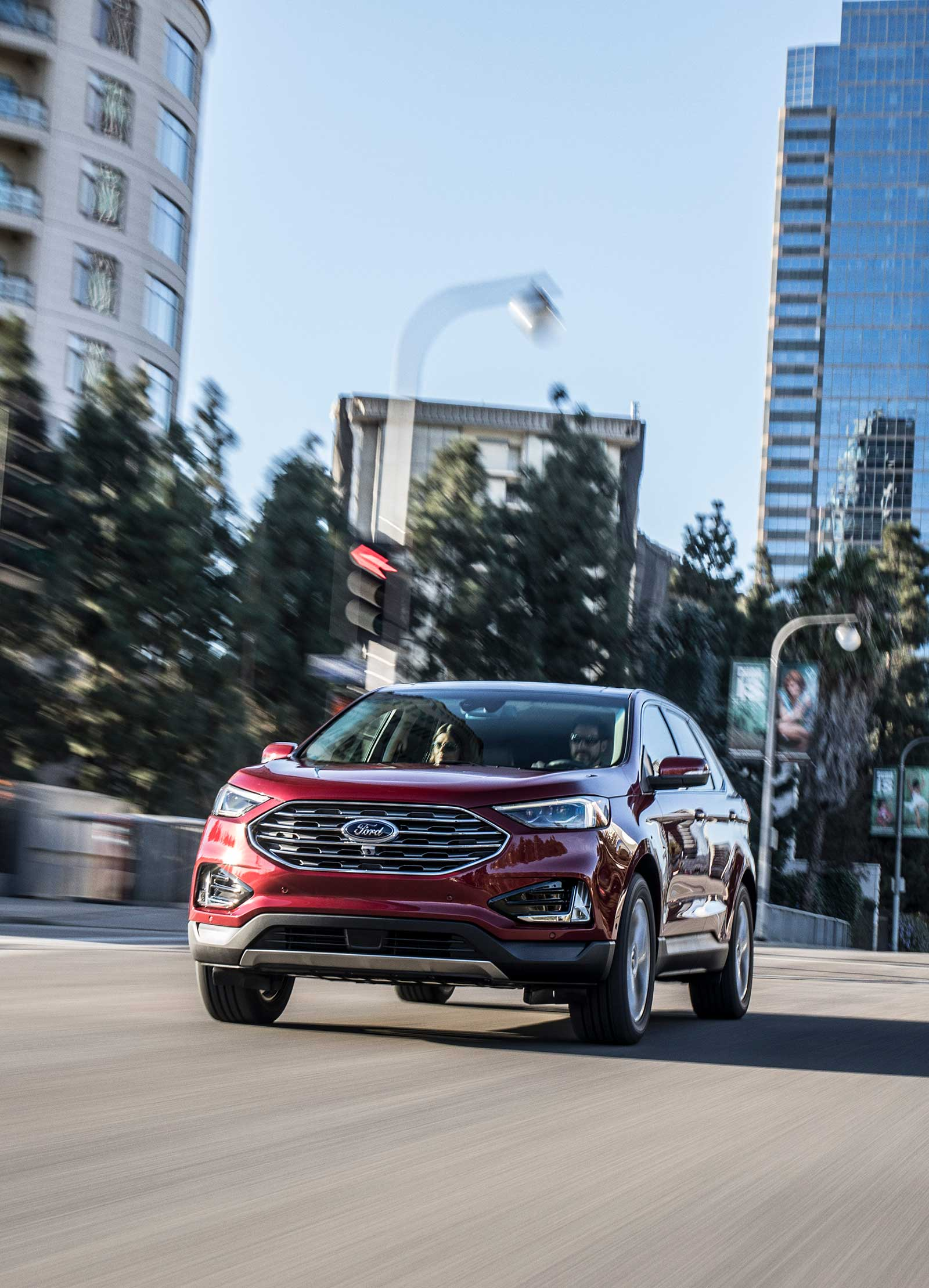 2019 Ford Edge St Added To Refreshed Lineup Autoguide Com News
