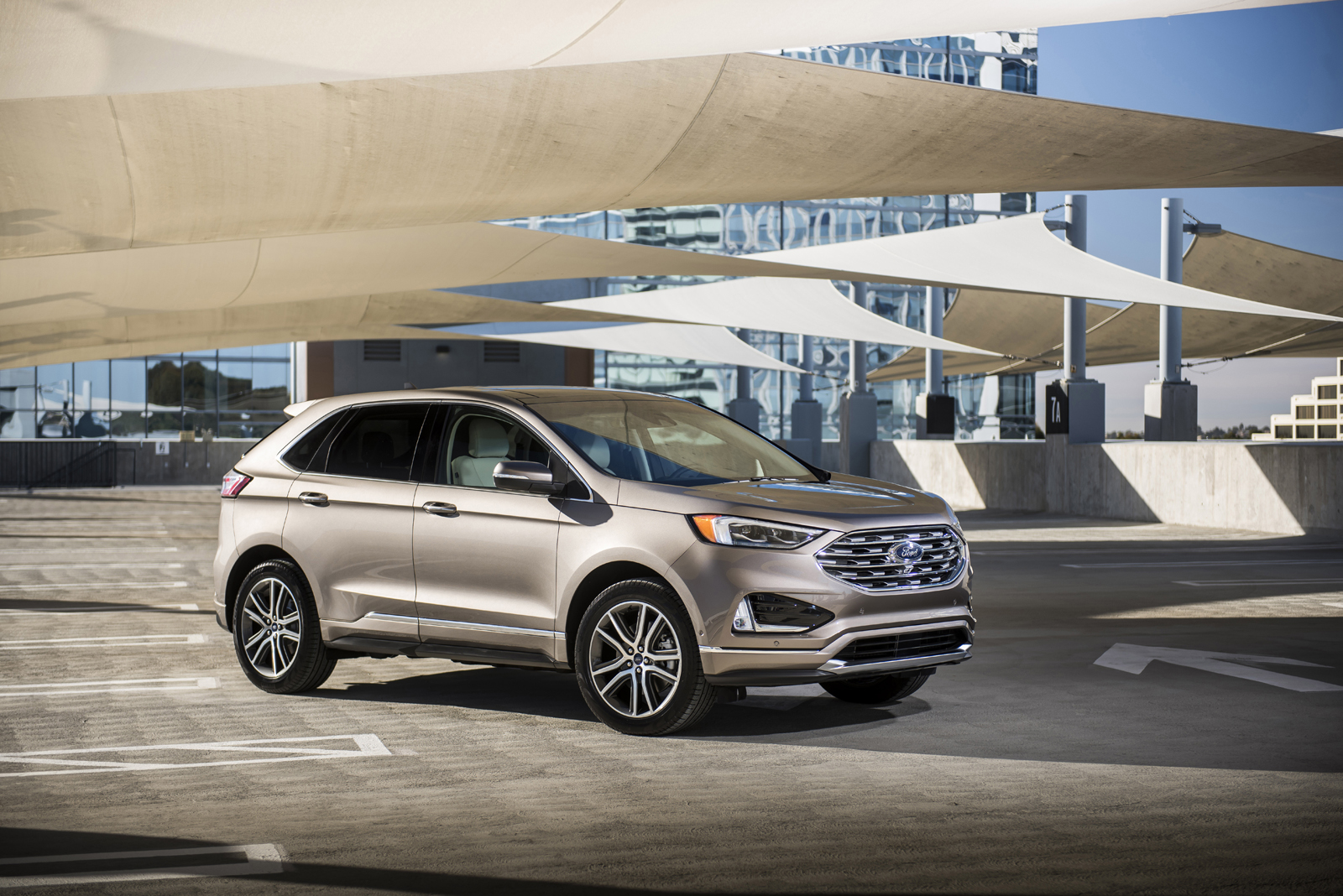 Ford Edge Used >> Ford's SUV Offerings Expand Even More With 2019 Edge Titanium Elite » AutoGuide.com News