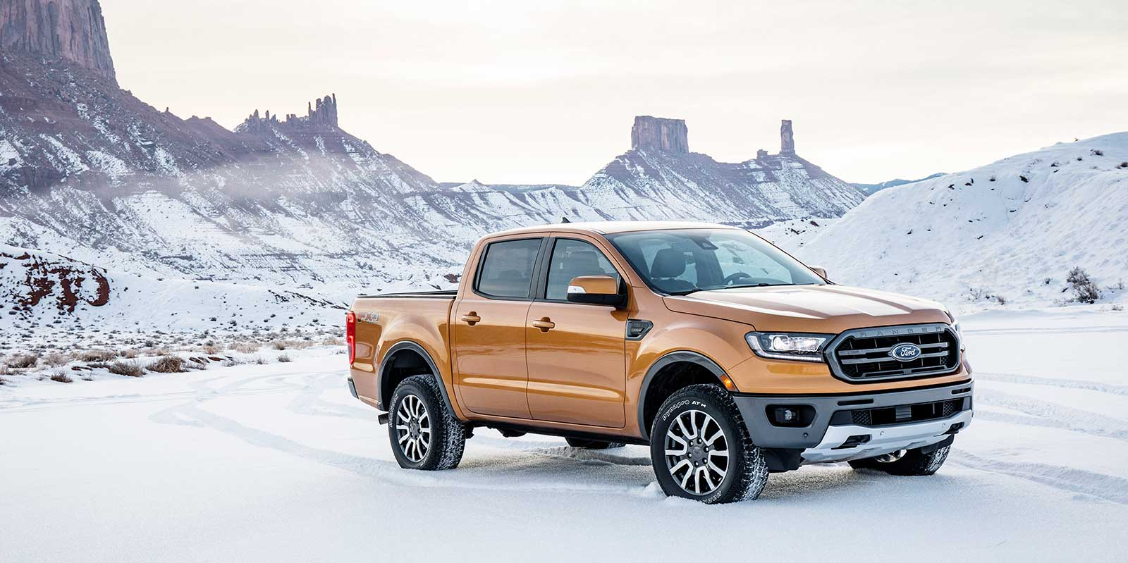 ford ranger fuel economy rated   mpg combined autoguidecom news