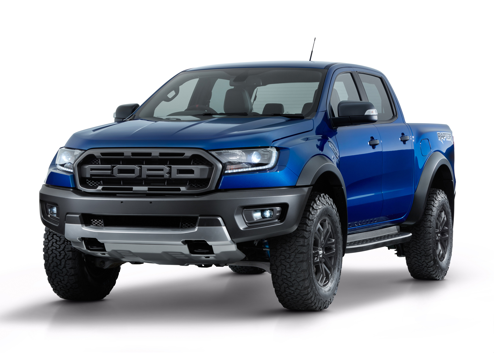 Build Your Own Subaru >> Ford Ranger Raptor Could Arrive in US With Gas Engine ...