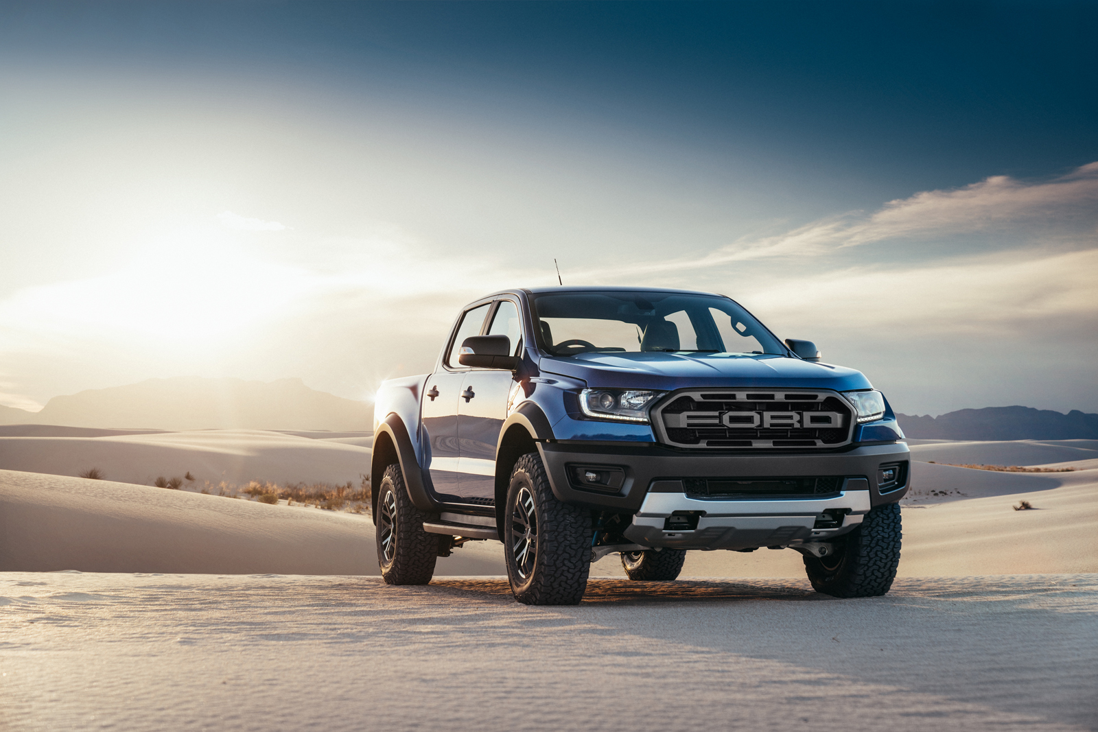 2019 ford ranger raptor arrives with 210 hp diesel off. Black Bedroom Furniture Sets. Home Design Ideas