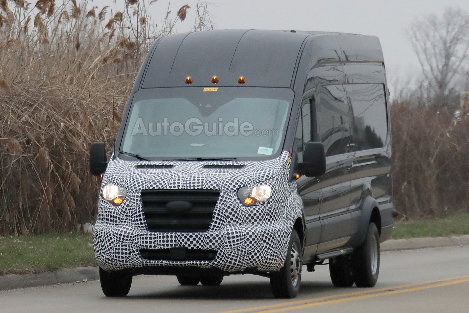 2019 ford transit breaks cover sporting a facelift  u00bb autoguide com news