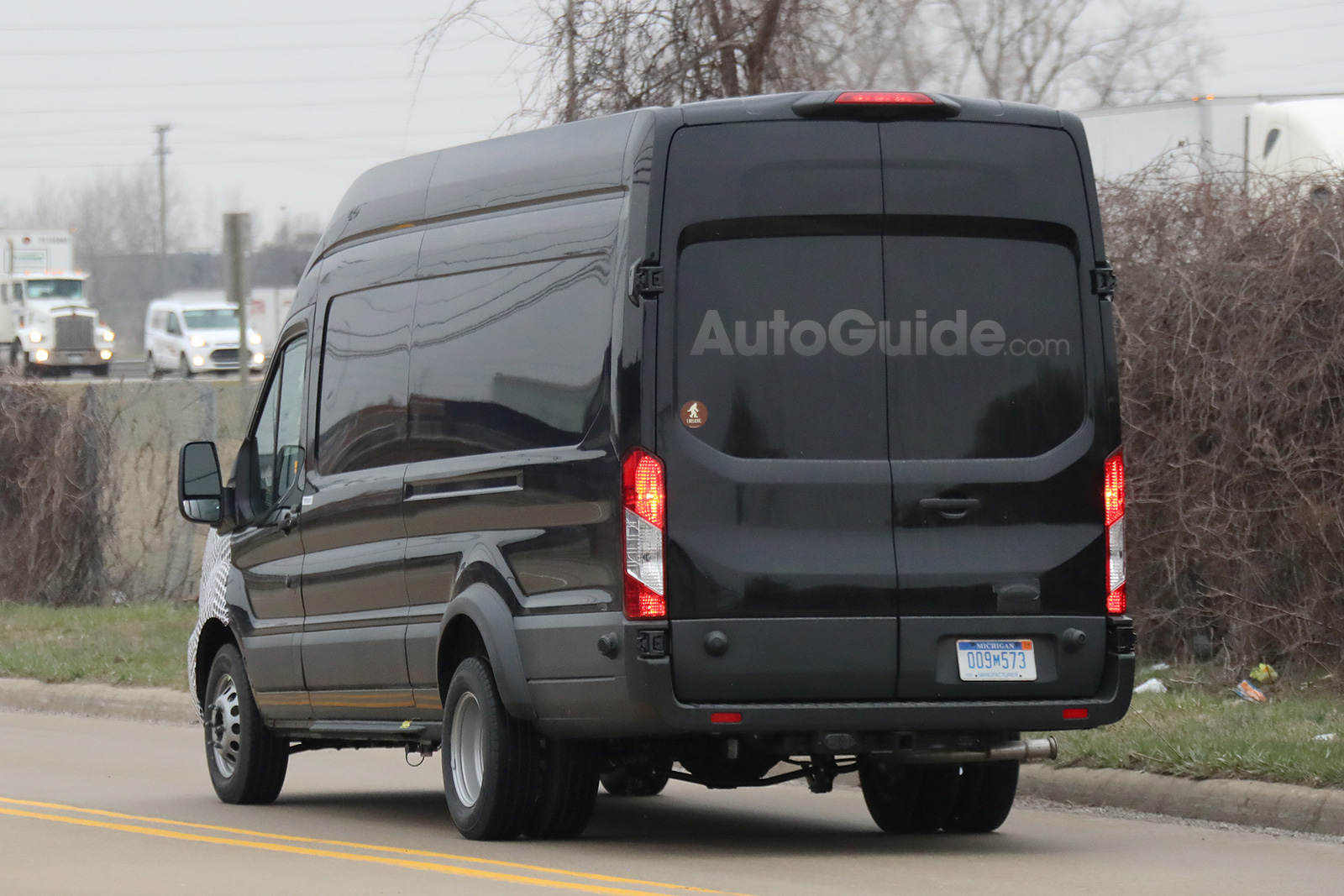 2019 Ford Transit Breaks Cover Sporting a Facelift » AutoGuide com News